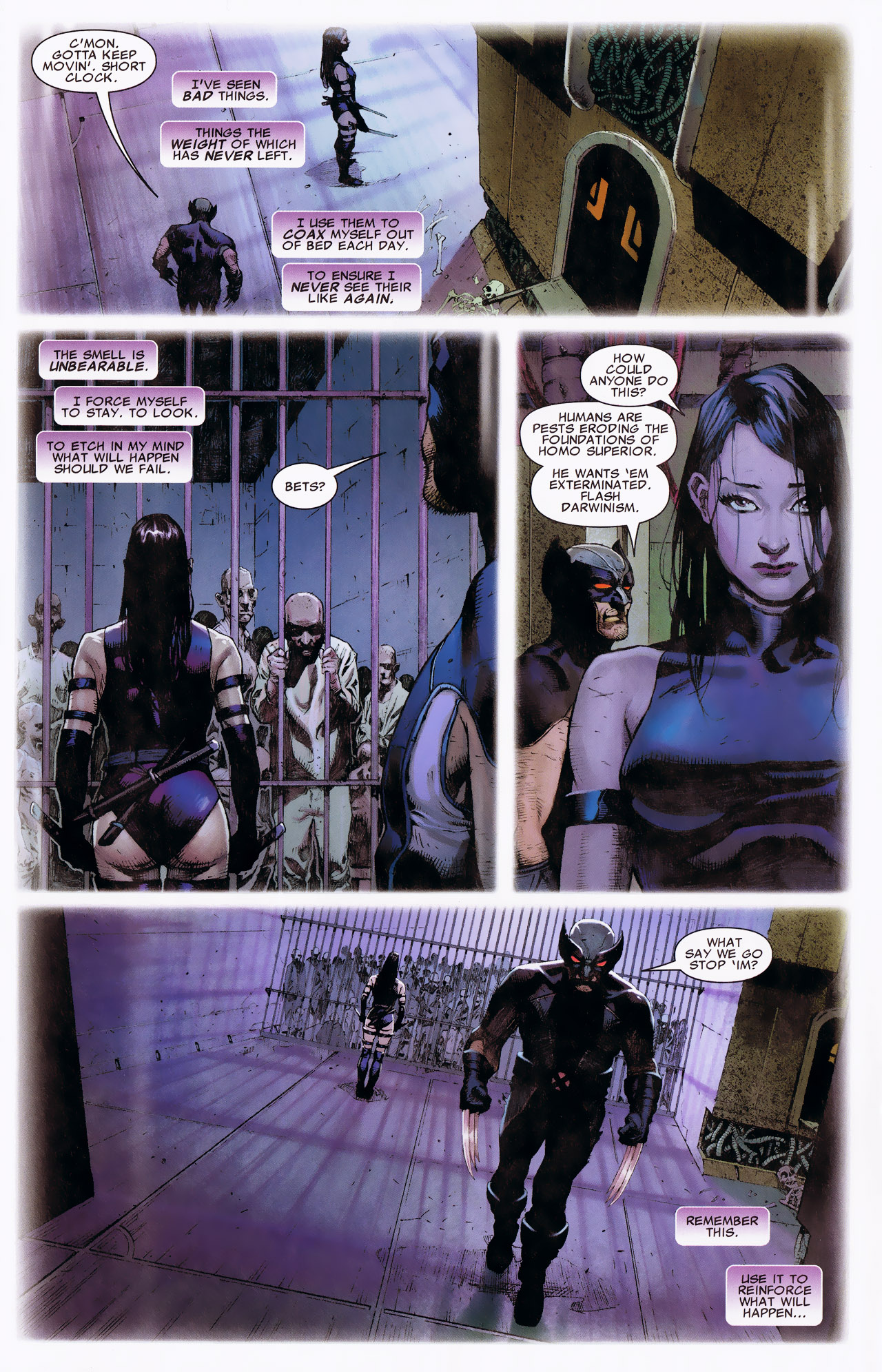 Read online Uncanny X-Force: The Apocalypse Solution comic -  Issue # Full - 30