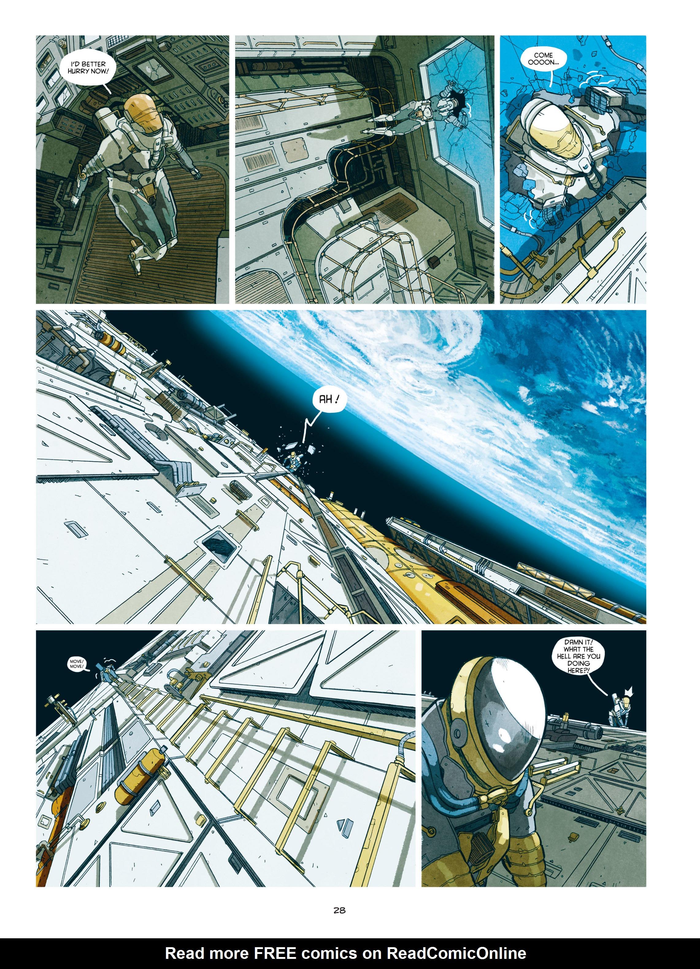 Read online Shangri-La comic -  Issue # Full - 30