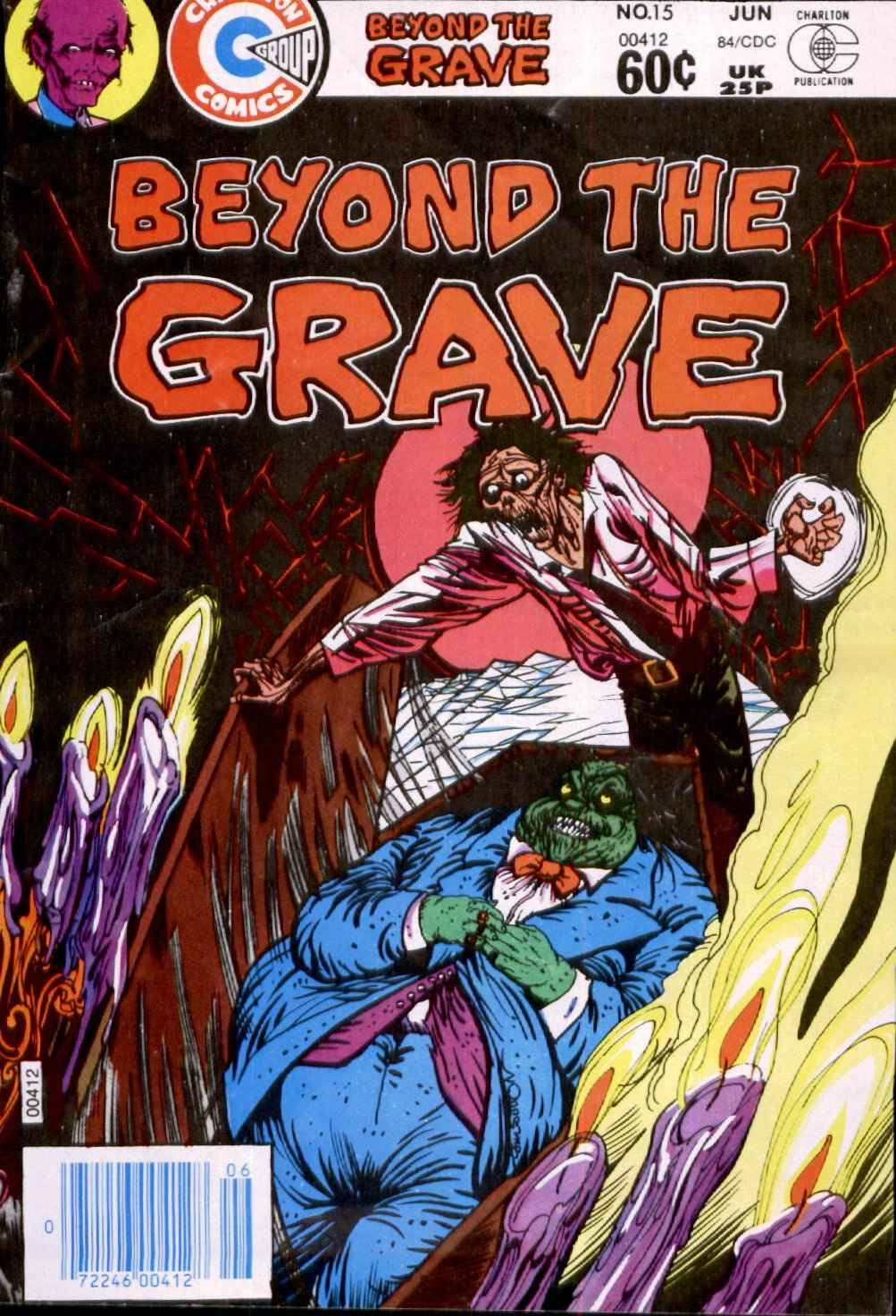 Beyond the Grave (1983) 15 Page 1