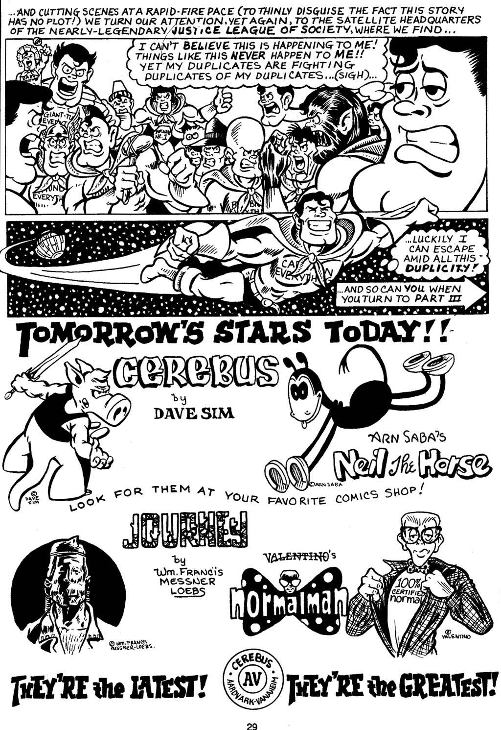 Read online Normalman - The Novel comic -  Issue # TPB (Part 1) - 34