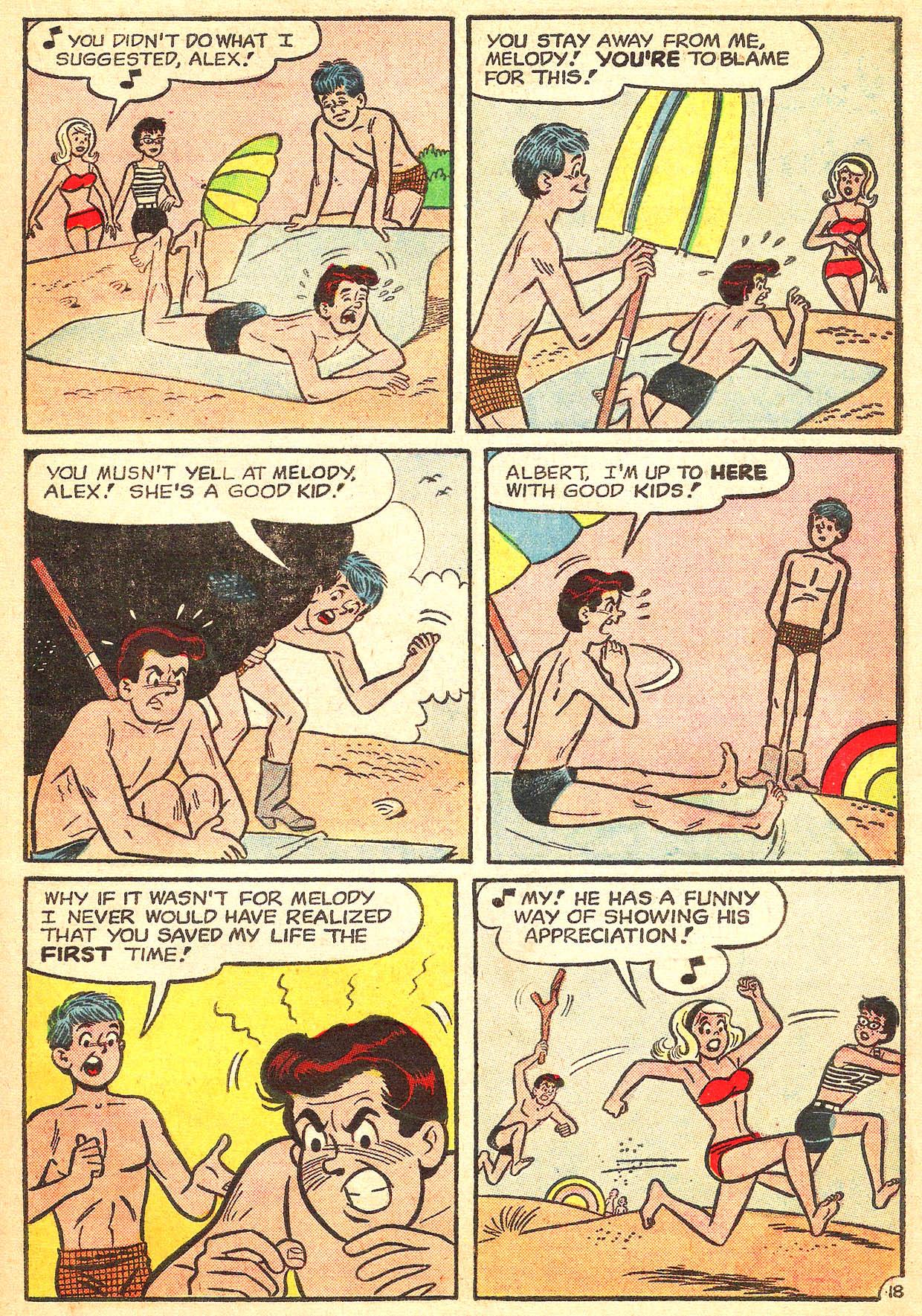 Read online She's Josie comic -  Issue #8 - 23
