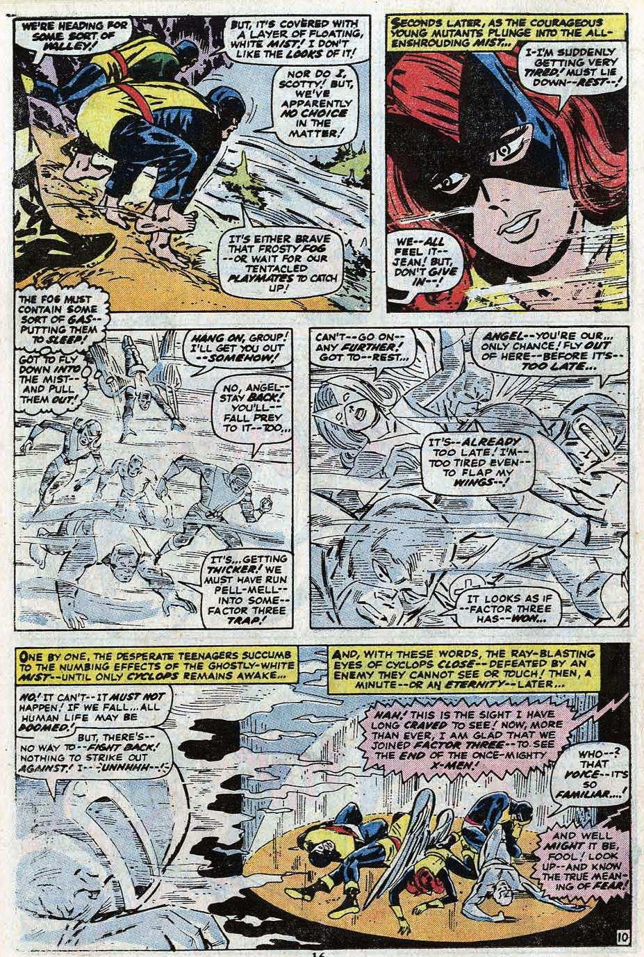 Read online Uncanny X-Men (1963) comic -  Issue #85 - 18