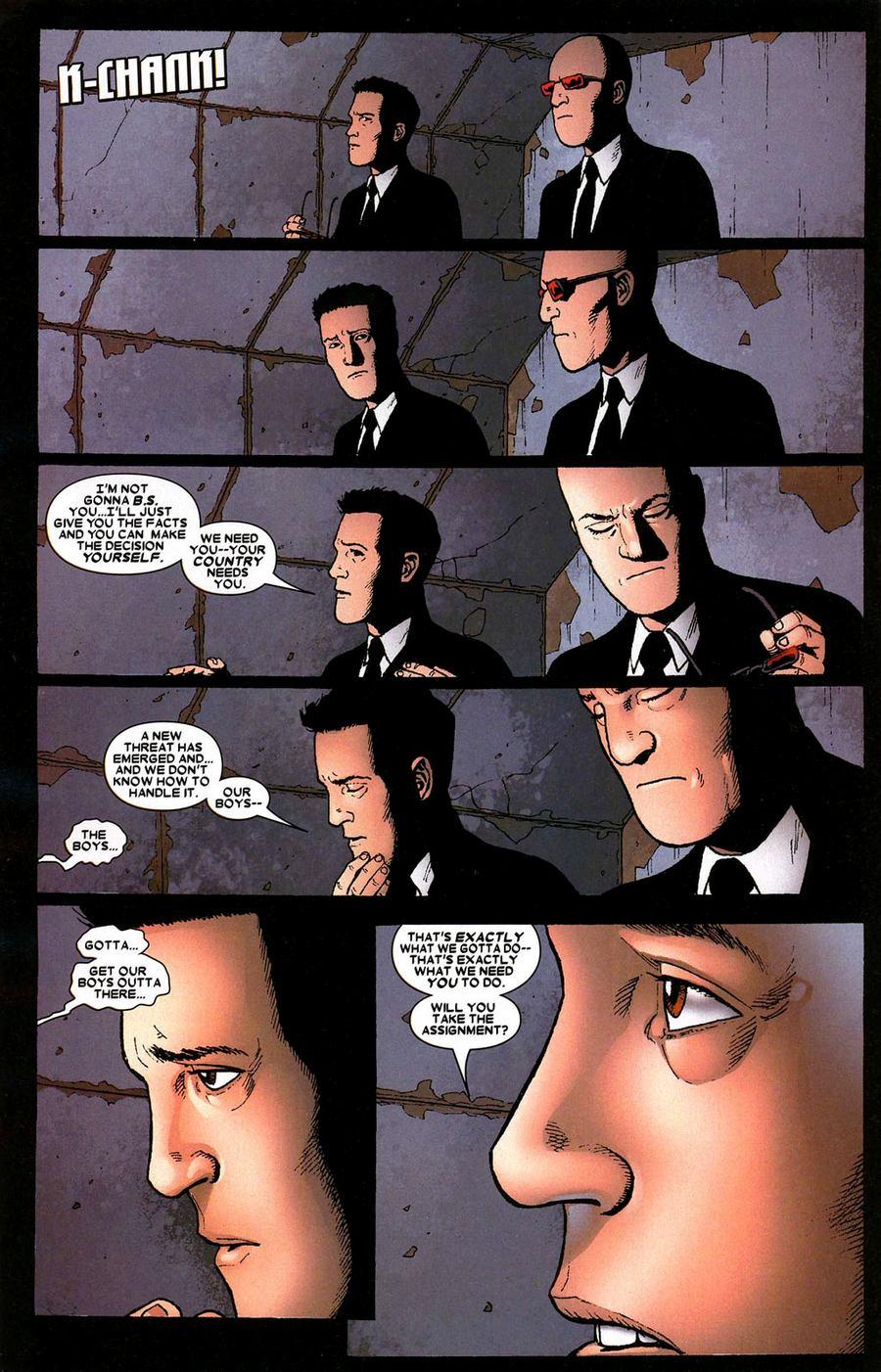 Read online Wolverine: Origins comic -  Issue #1 - 24