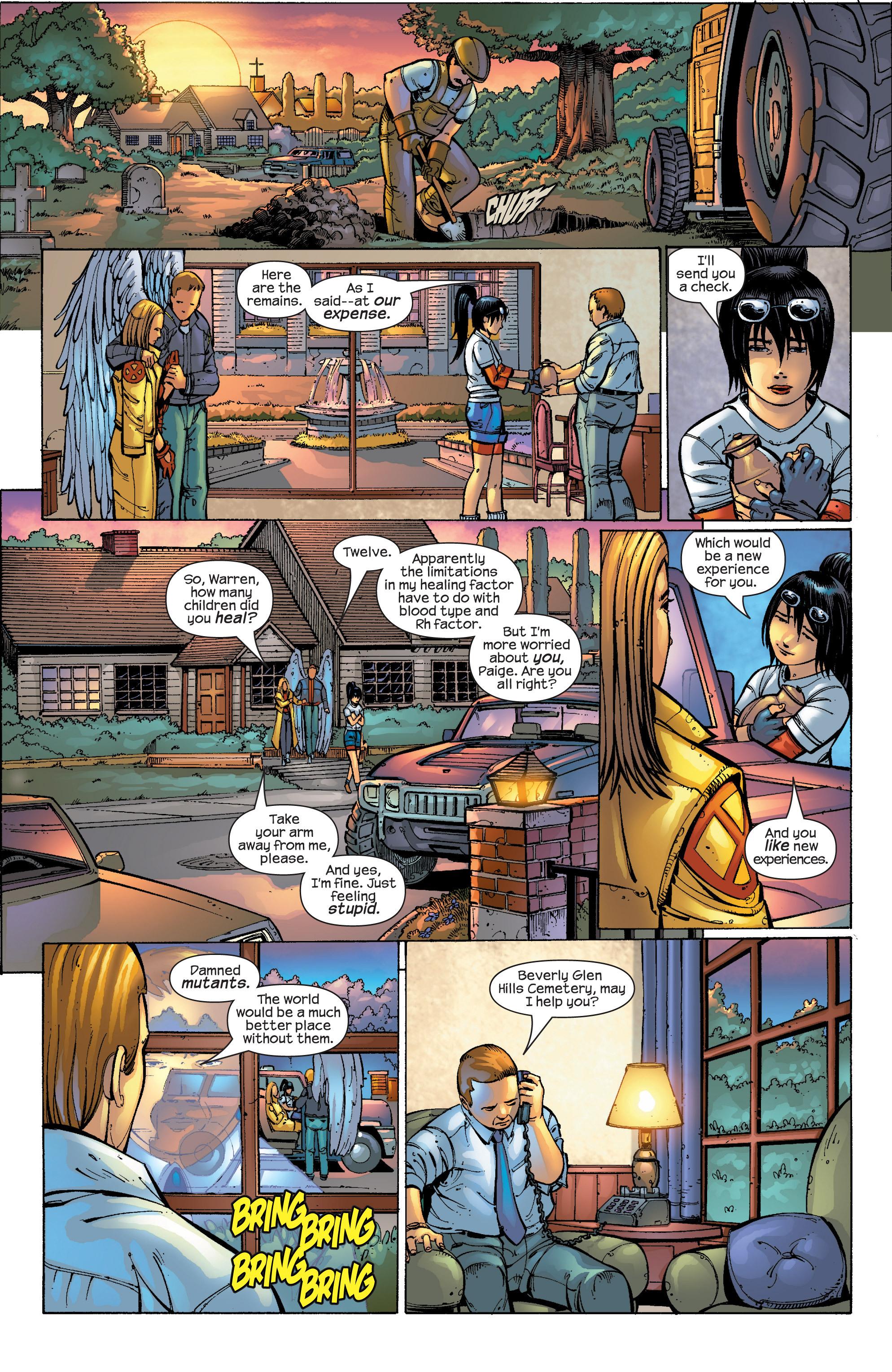 Read online Uncanny X-Men (1963) comic -  Issue #427 - 23