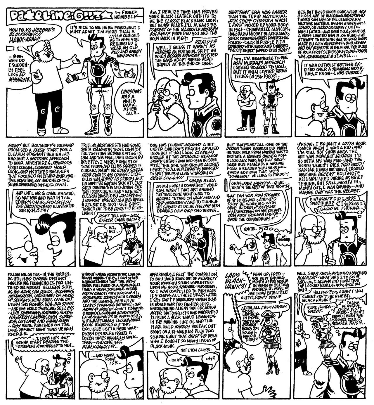 Read online The Nearly Complete Essential Hembeck Archives Omnibus comic -  Issue # TPB (Part 8) - 39
