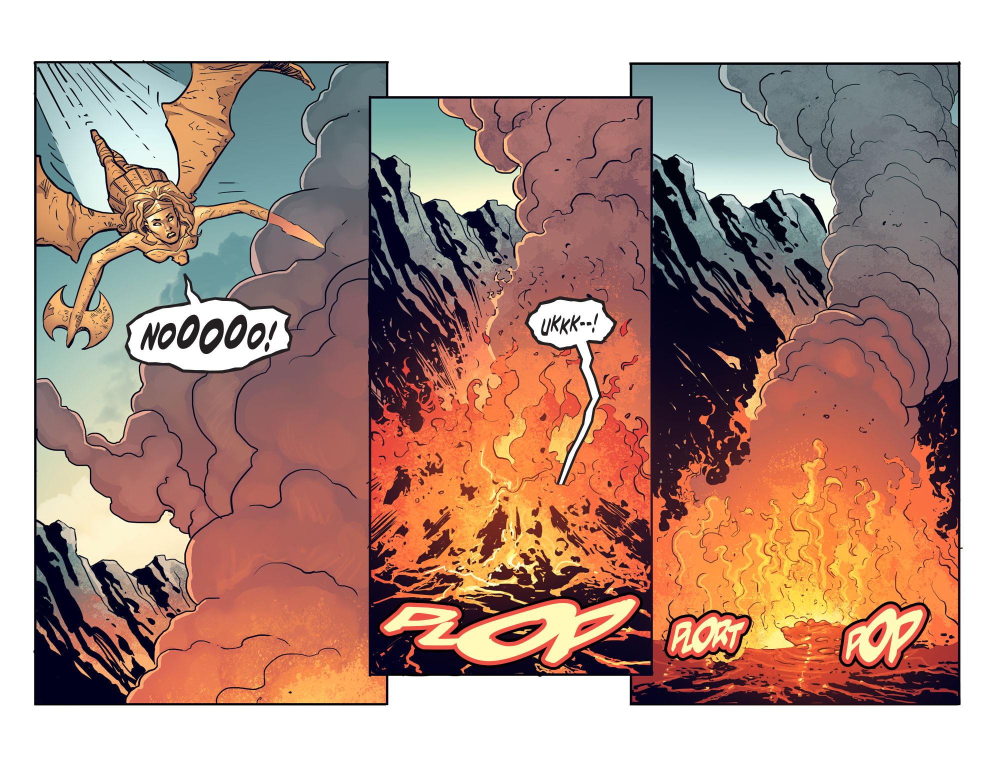 Read online Wonder Woman '77 [I] comic -  Issue #15 - 16