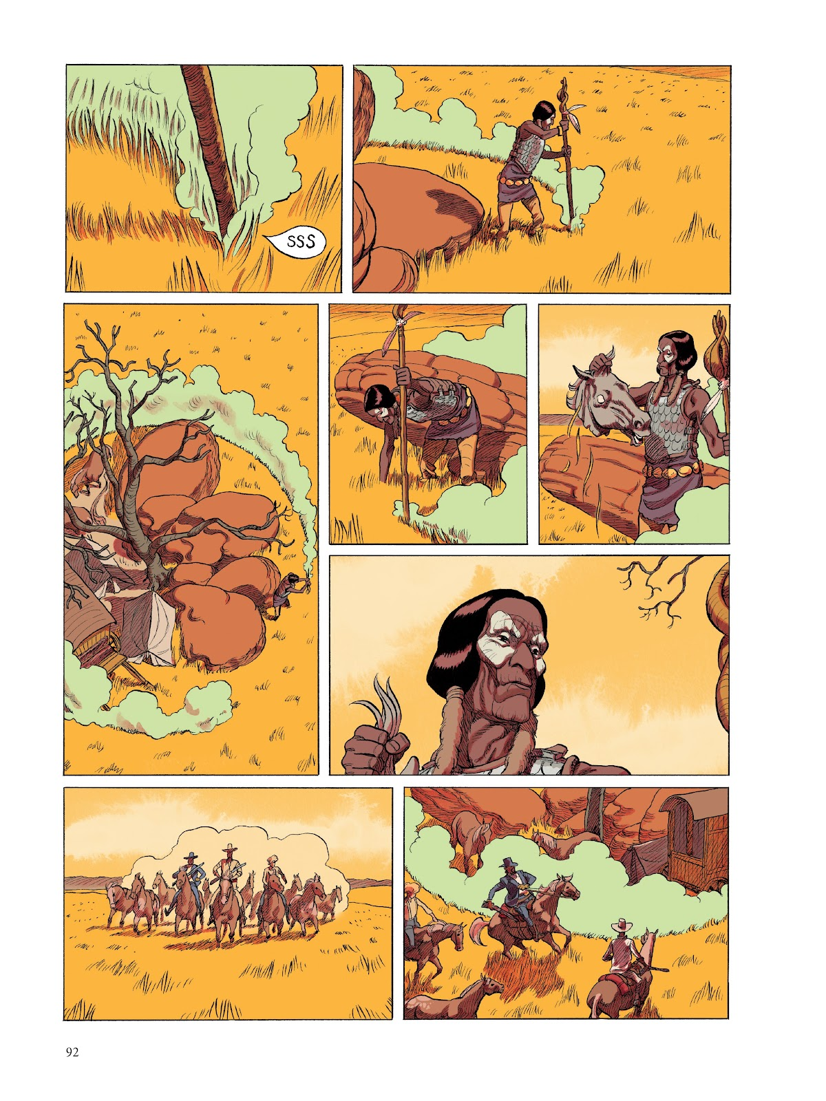 Read online The Smell of Starving Boys comic -  Issue # TPB - 93
