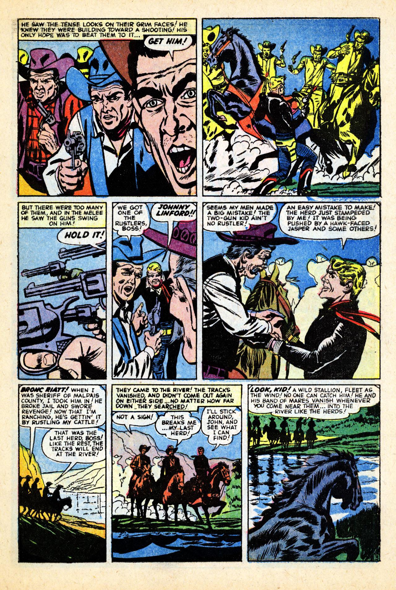 Read online Two-Gun Kid comic -  Issue #28 - 29