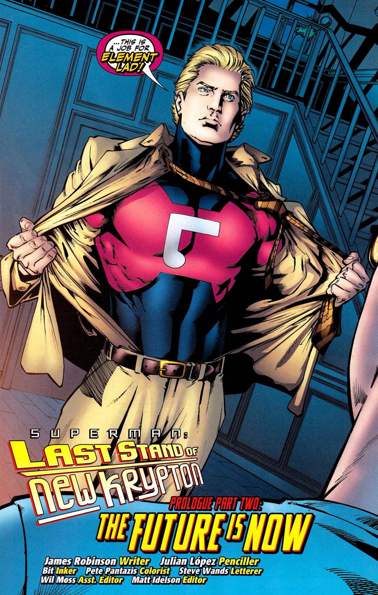 Read online Adventure Comics (2009) comic -  Issue #8 - 14