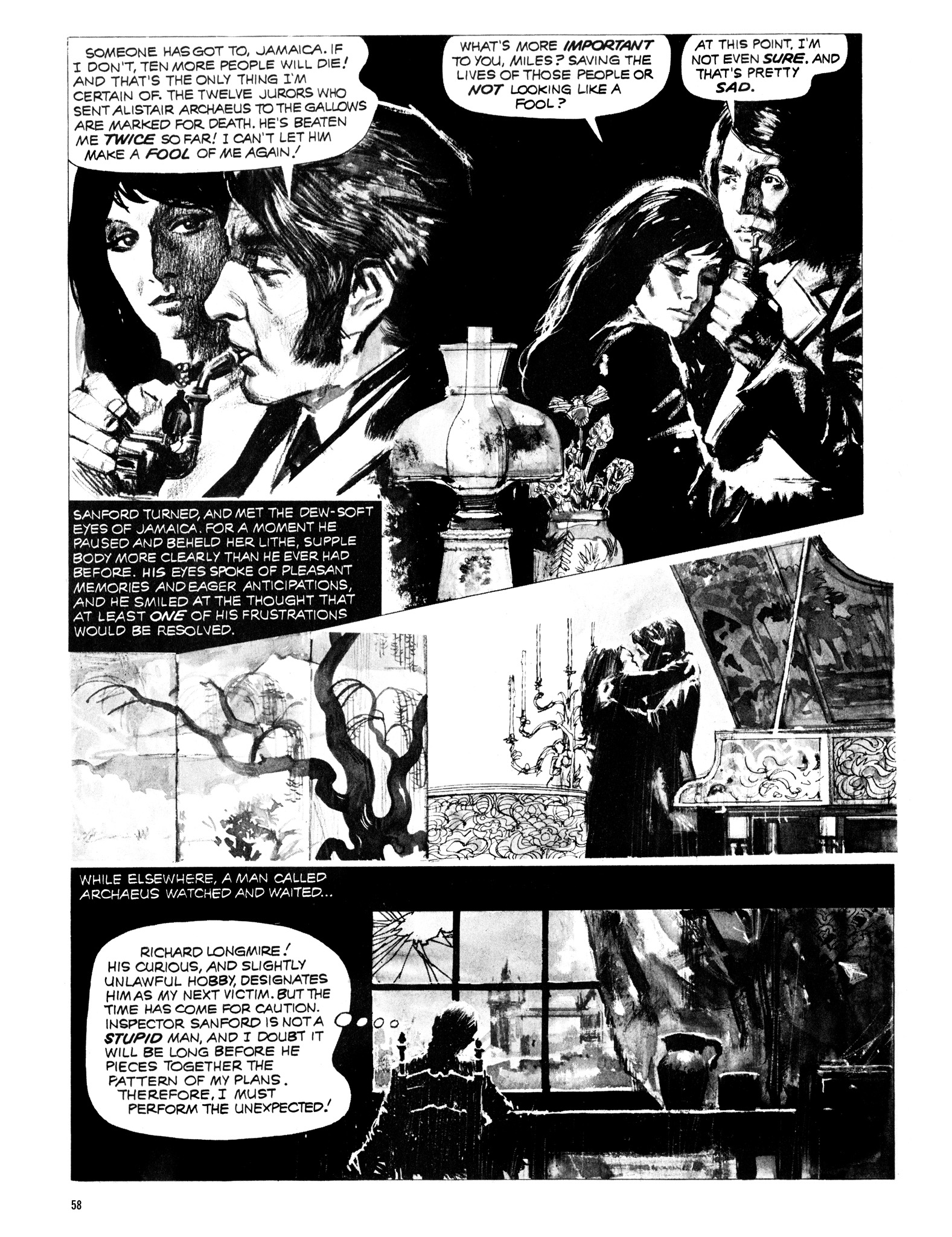 Read online Eerie Archives comic -  Issue # TPB 12 - 59