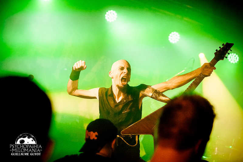 Blazing War Machine @Du Metal A La Campagne#9, Rexpoëde 16/09/2016