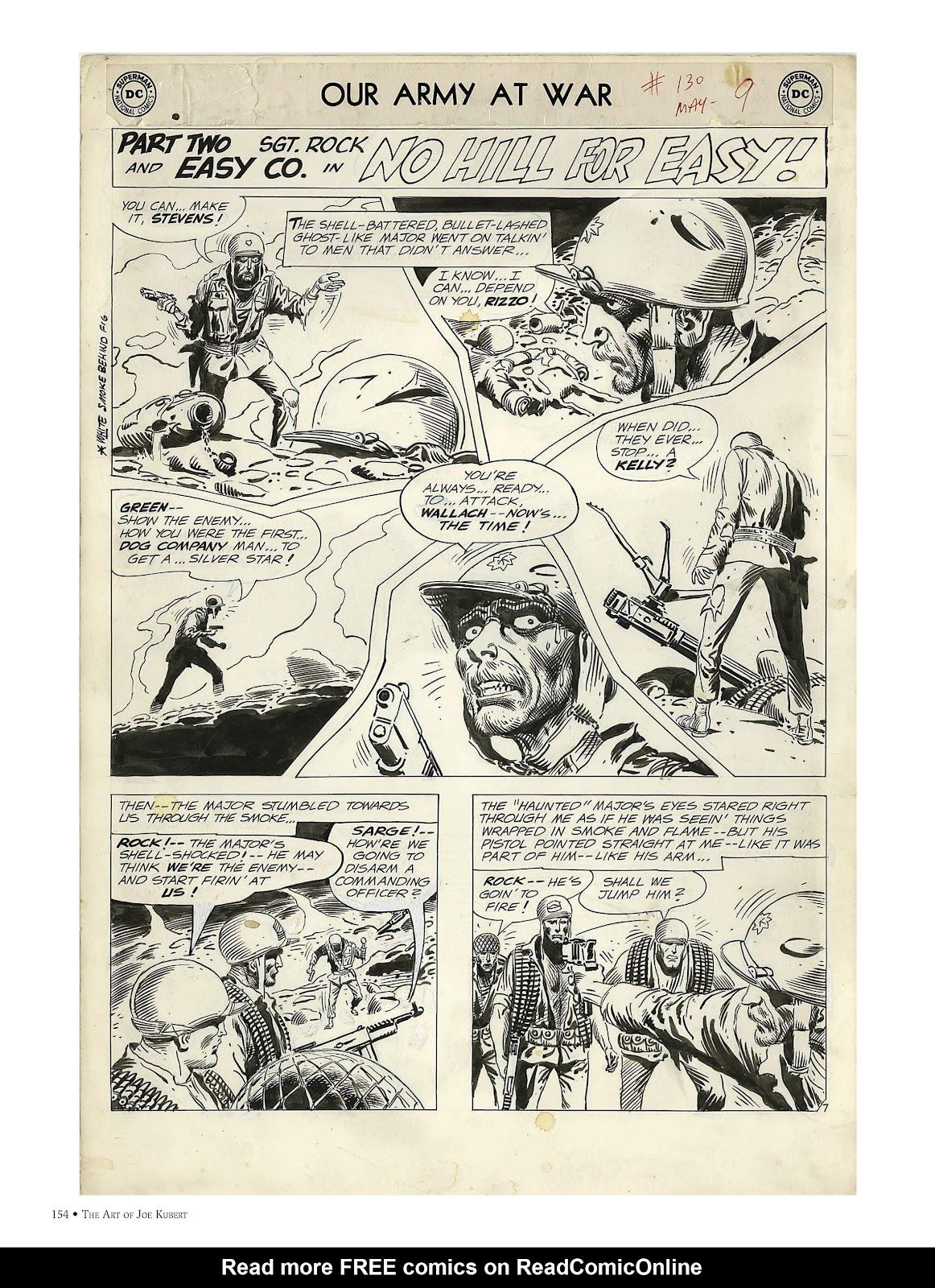 Read online The Art of Joe Kubert comic -  Issue # TPB (Part 2) - 54