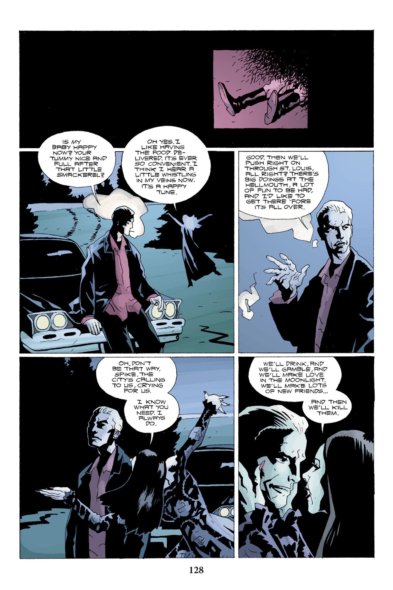 Read online Buffy the Vampire Slayer: Omnibus comic -  Issue # TPB 2 - 122