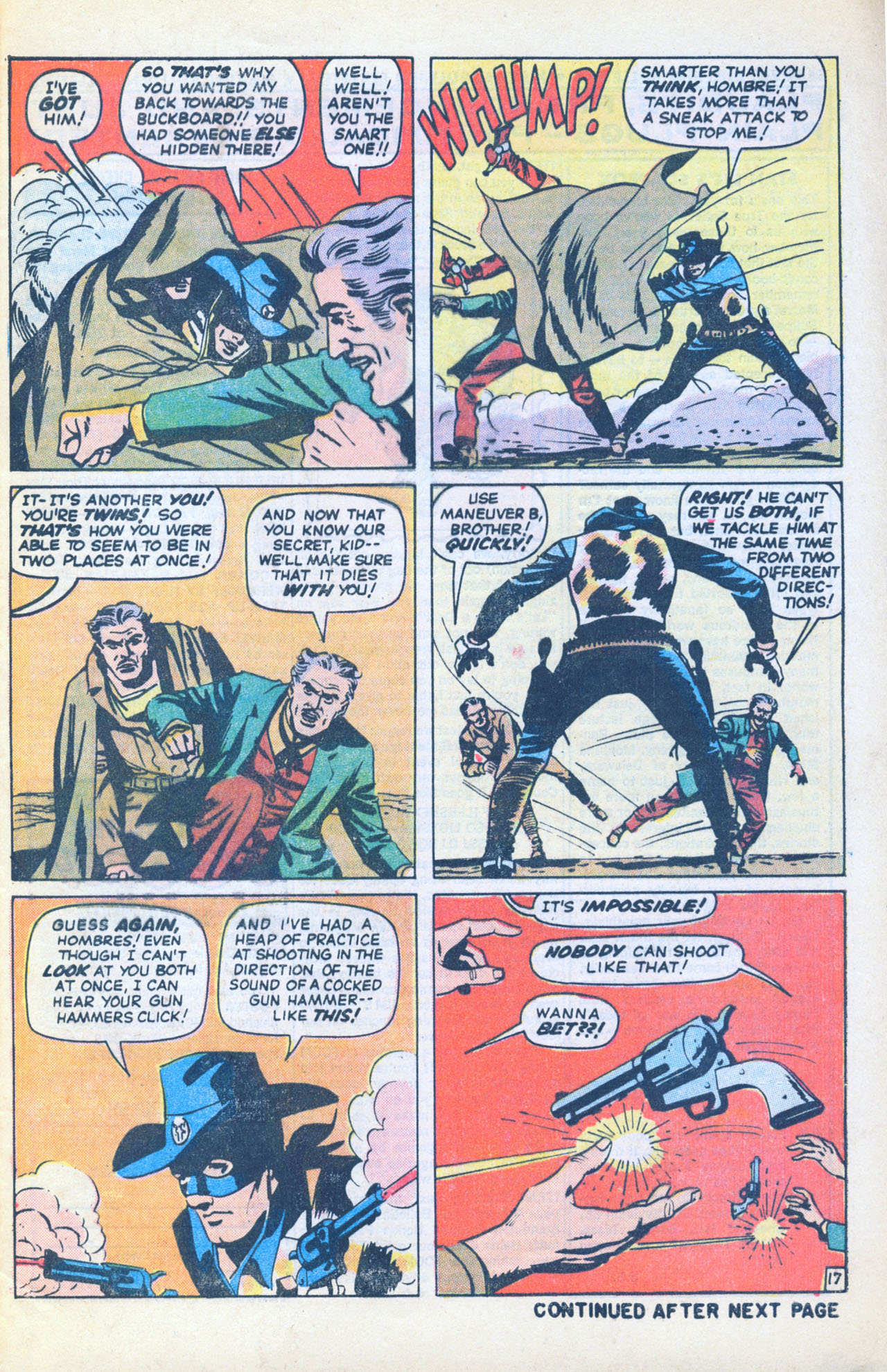 Read online Two-Gun Kid comic -  Issue #116 - 29