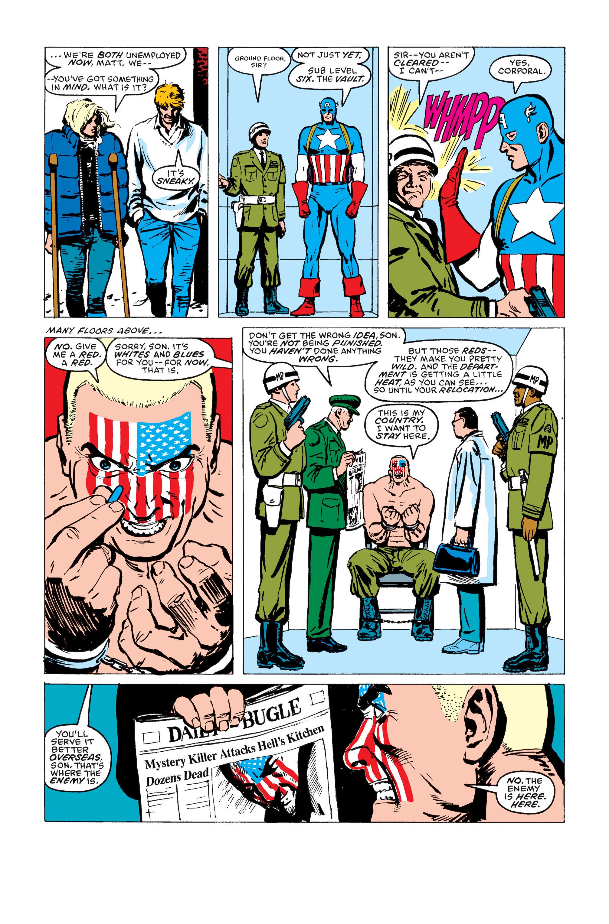 Read online Daredevil: Born Again comic -  Issue # Full - 186