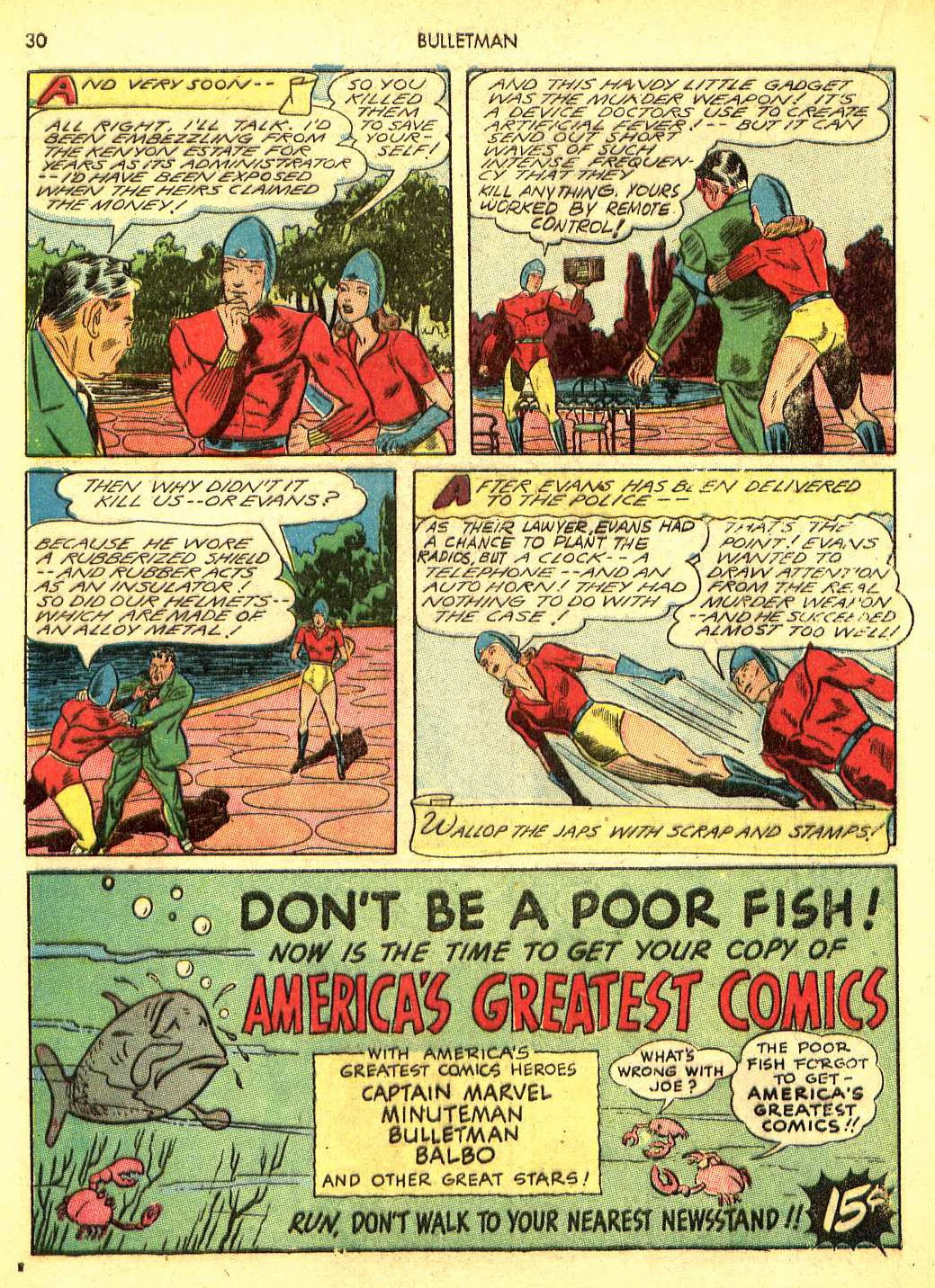 Bulletman issue 12 - Page 29