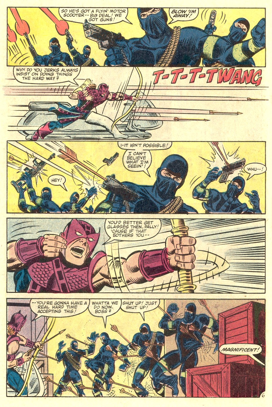 The Avengers (1963) 234 Page 6