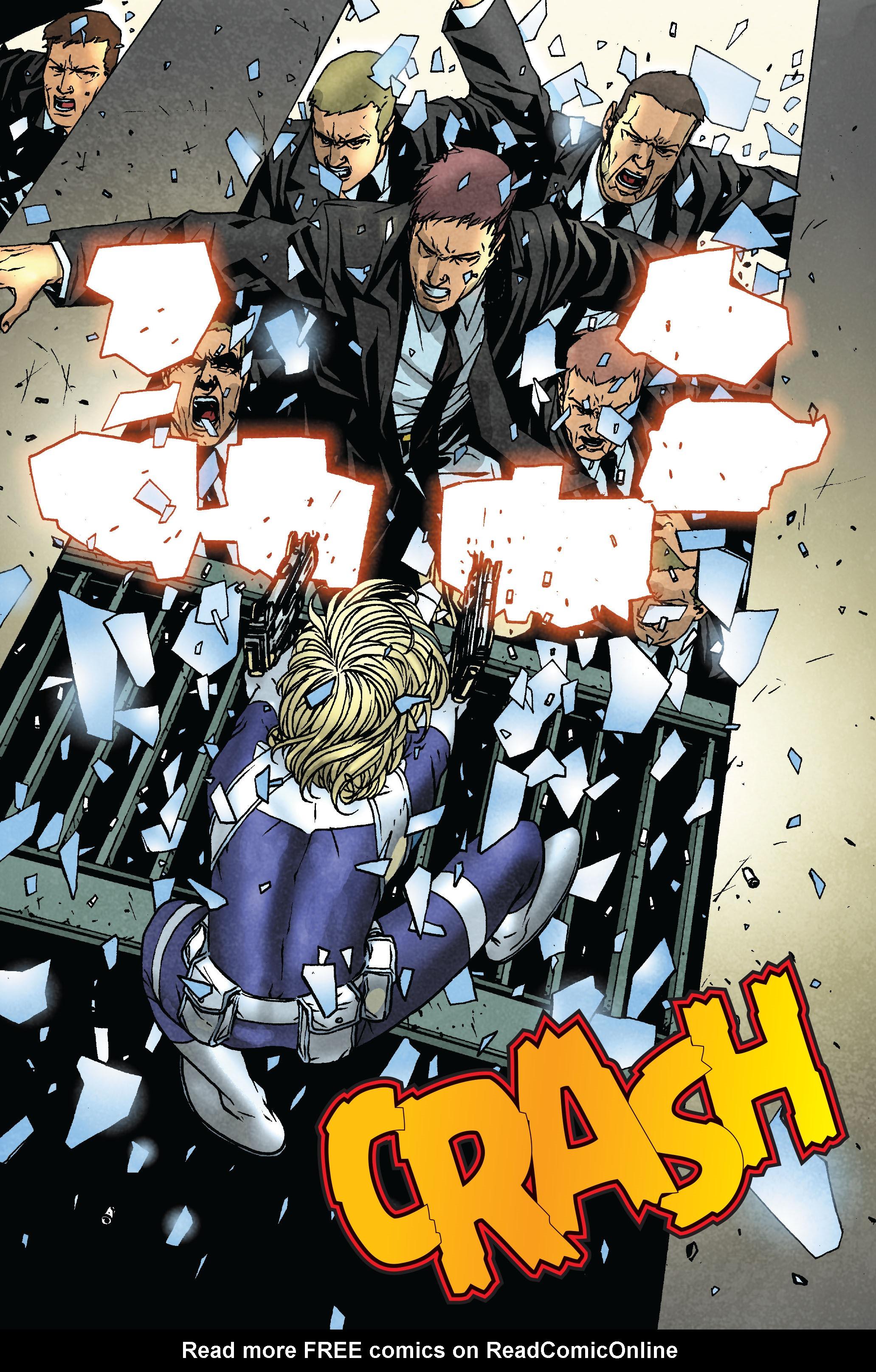 Read online Siege: Secret Warriors comic -  Issue # Full - 21
