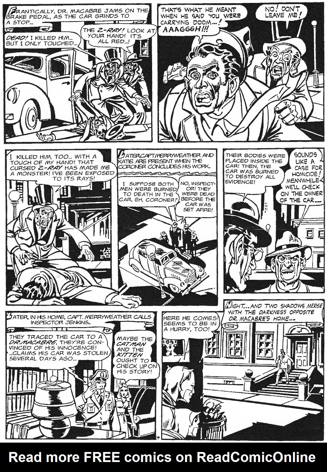 Read online Men of Mystery Comics comic -  Issue #74 - 56