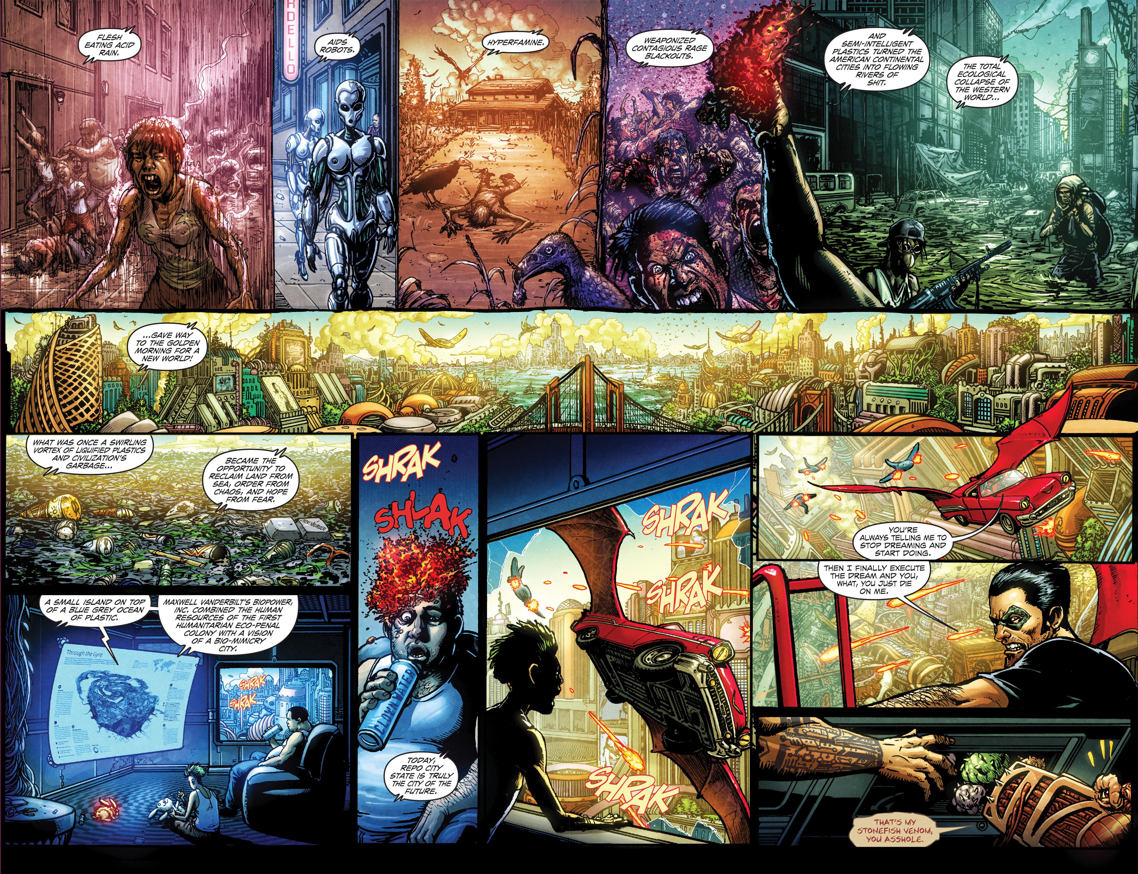 Read online Ballistic (2013) comic -  Issue #2 - 4