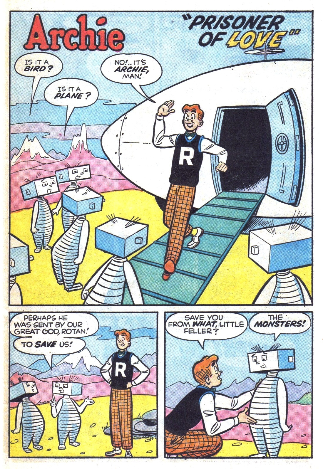 Read online Archie (1960) comic -  Issue #131 - 29