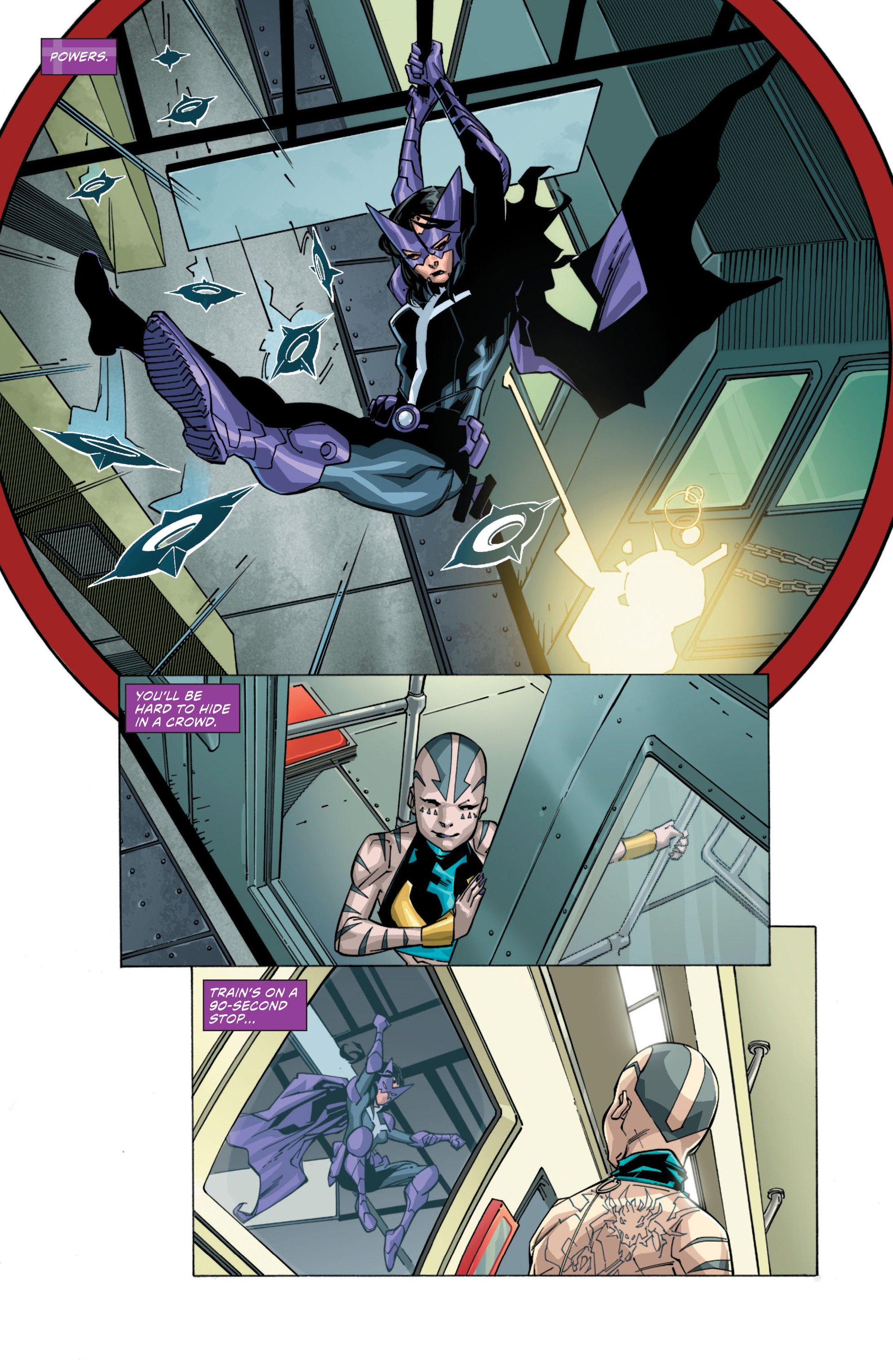 Read online Worlds' Finest comic -  Issue #16 - 9
