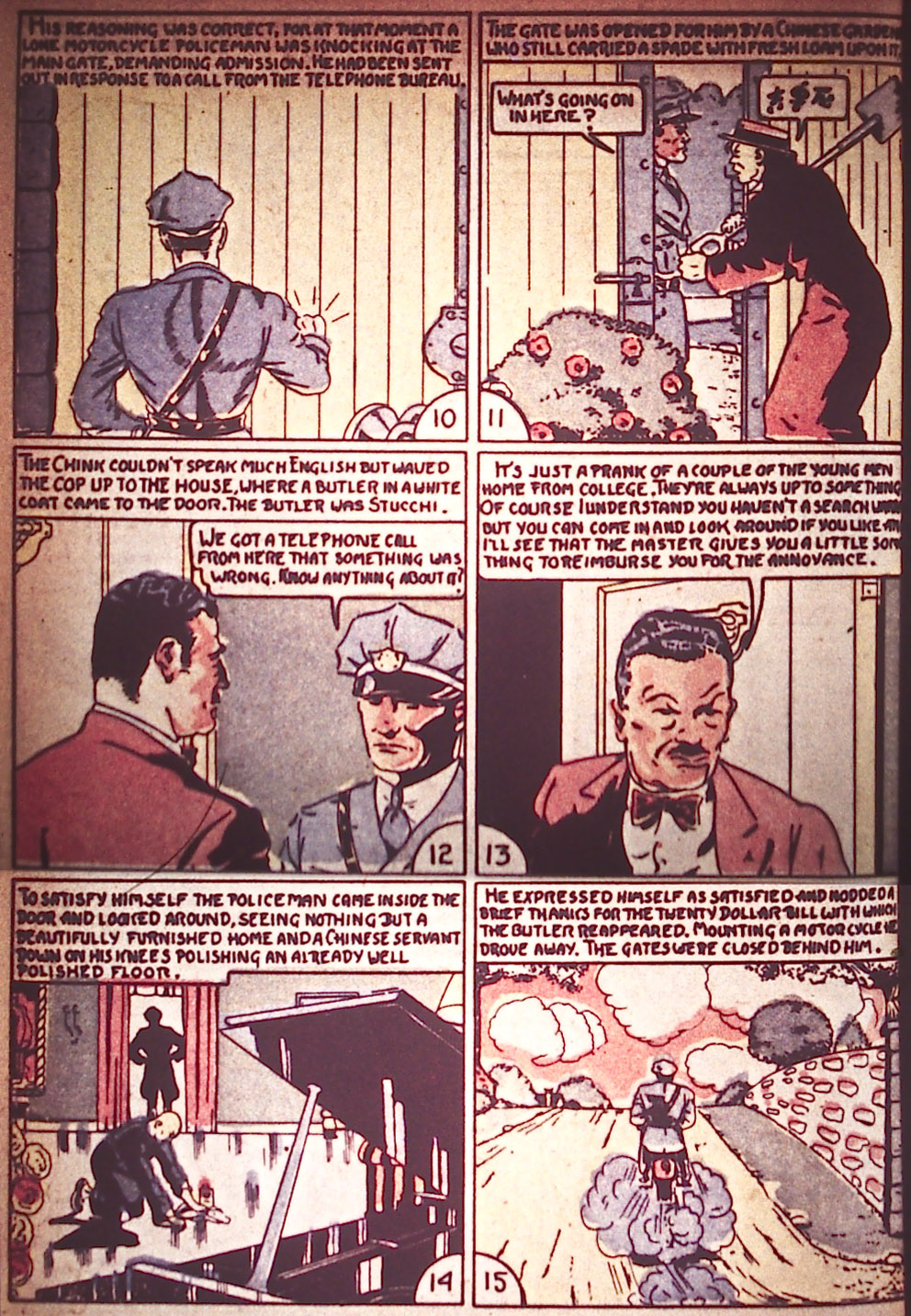 Read online Detective Comics (1937) comic -  Issue #7 - 24