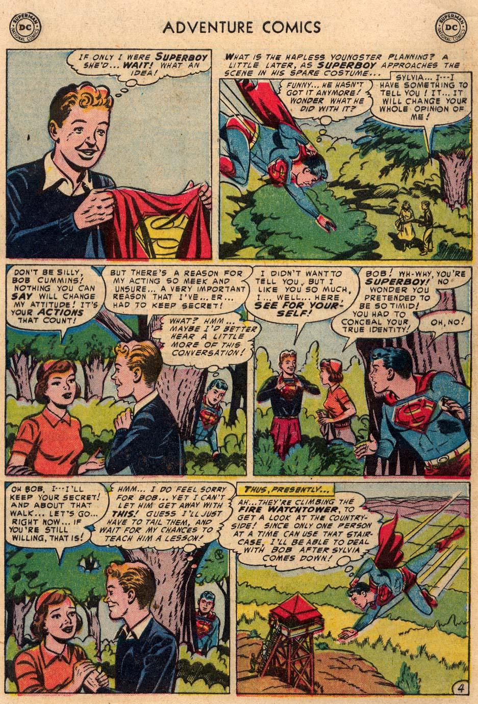 Read online Adventure Comics (1938) comic -  Issue #193 - 6