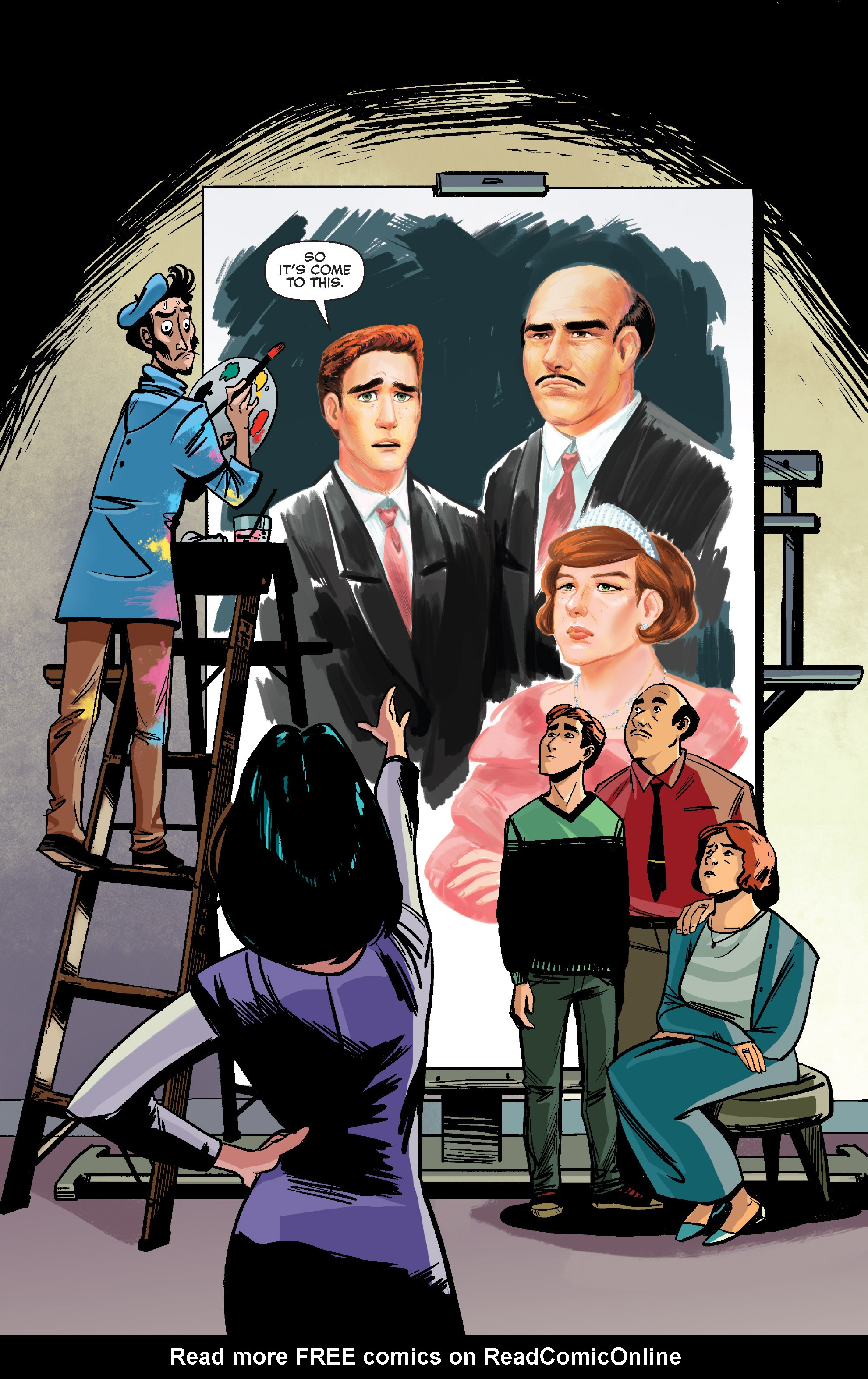Read online Archie (2015) comic -  Issue #9 - 3