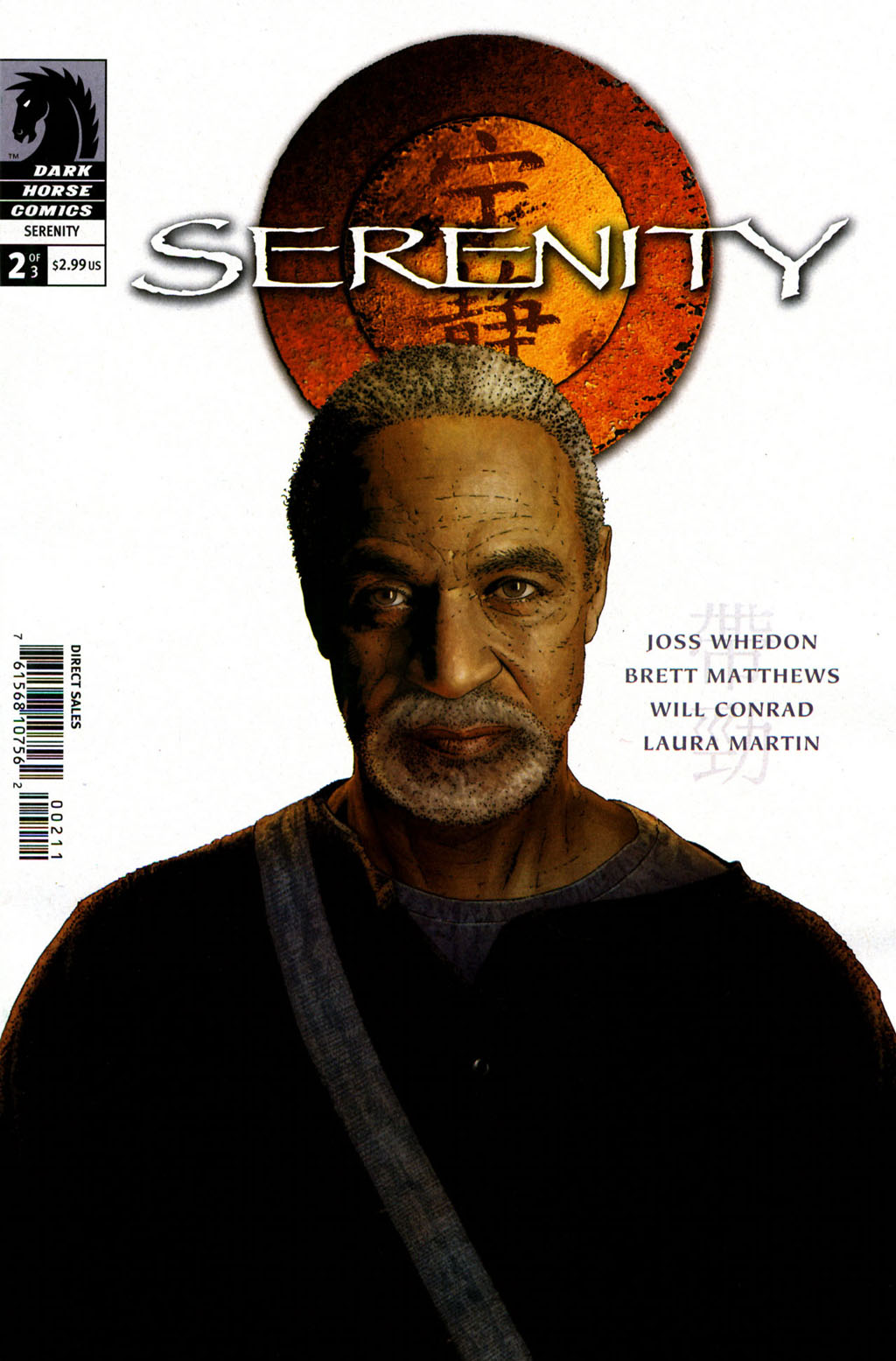 Read online Serenity comic -  Issue #2 - 2