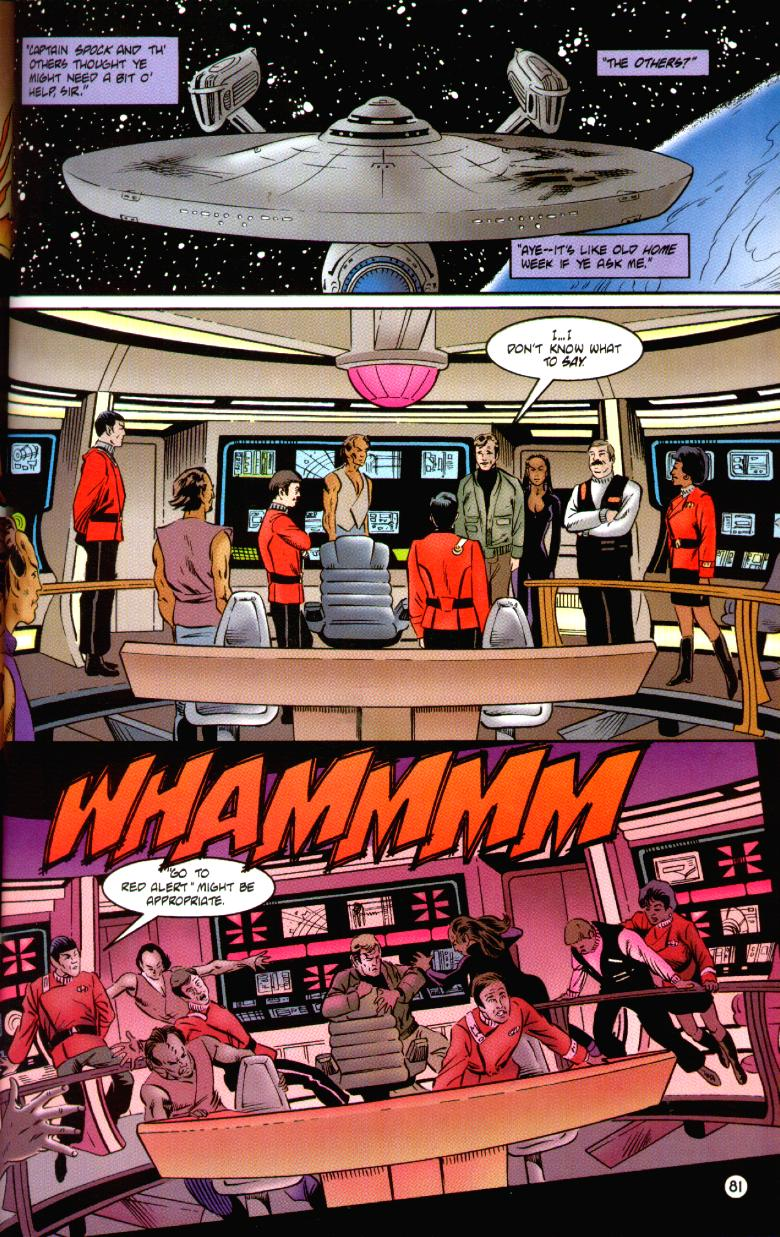 Read online Star Trek: The Ashes of Eden comic -  Issue # Full - 86