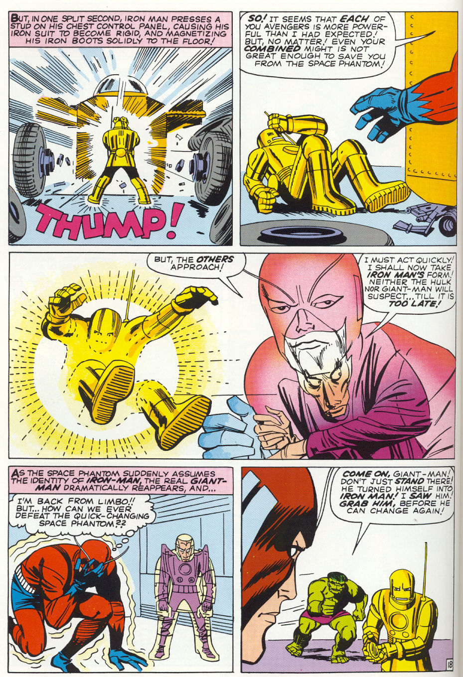 The Avengers (1963) 2 Page 18