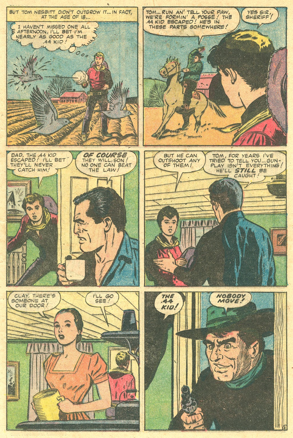 Gunsmoke Western issue 33 - Page 18