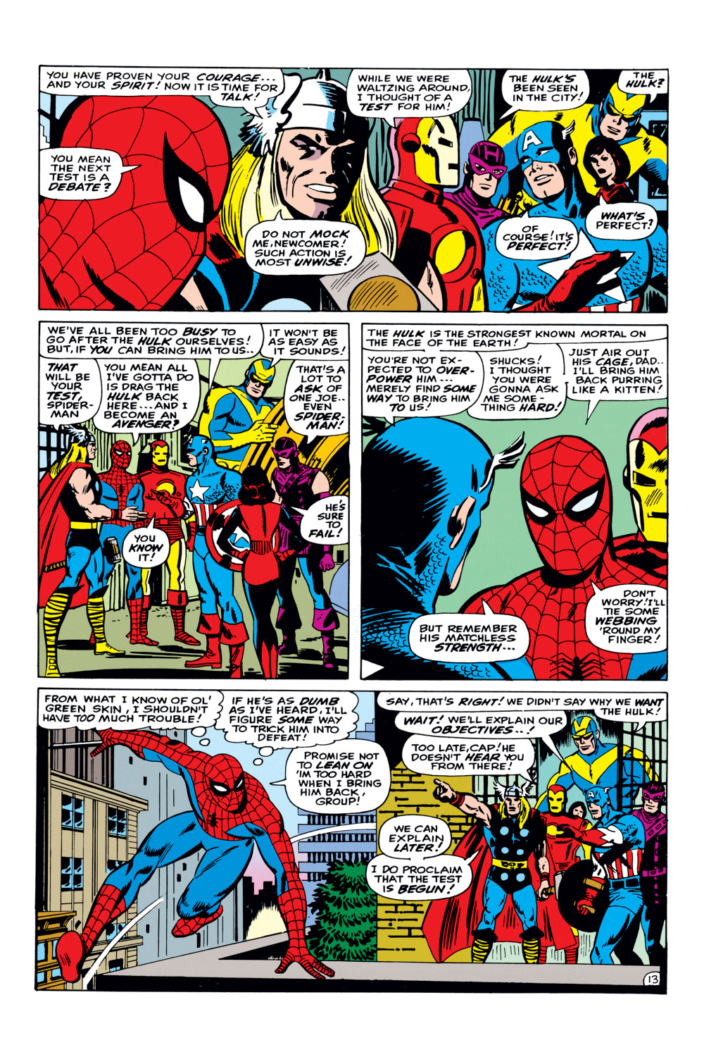 The Amazing Spider-Man (1963) _Annual_3 Page 13