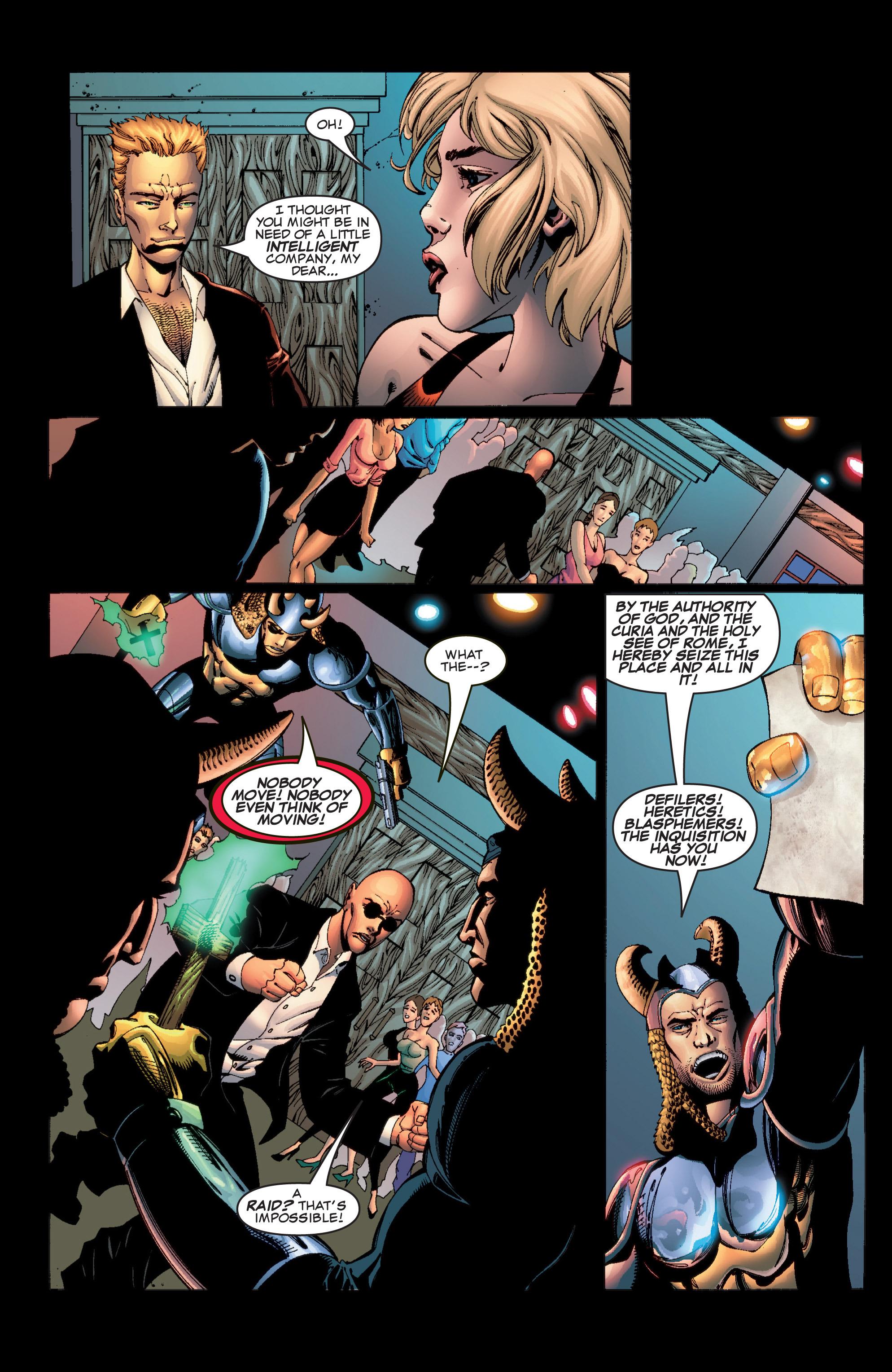 Read online Shadowman (1999) comic -  Issue #6 - 22