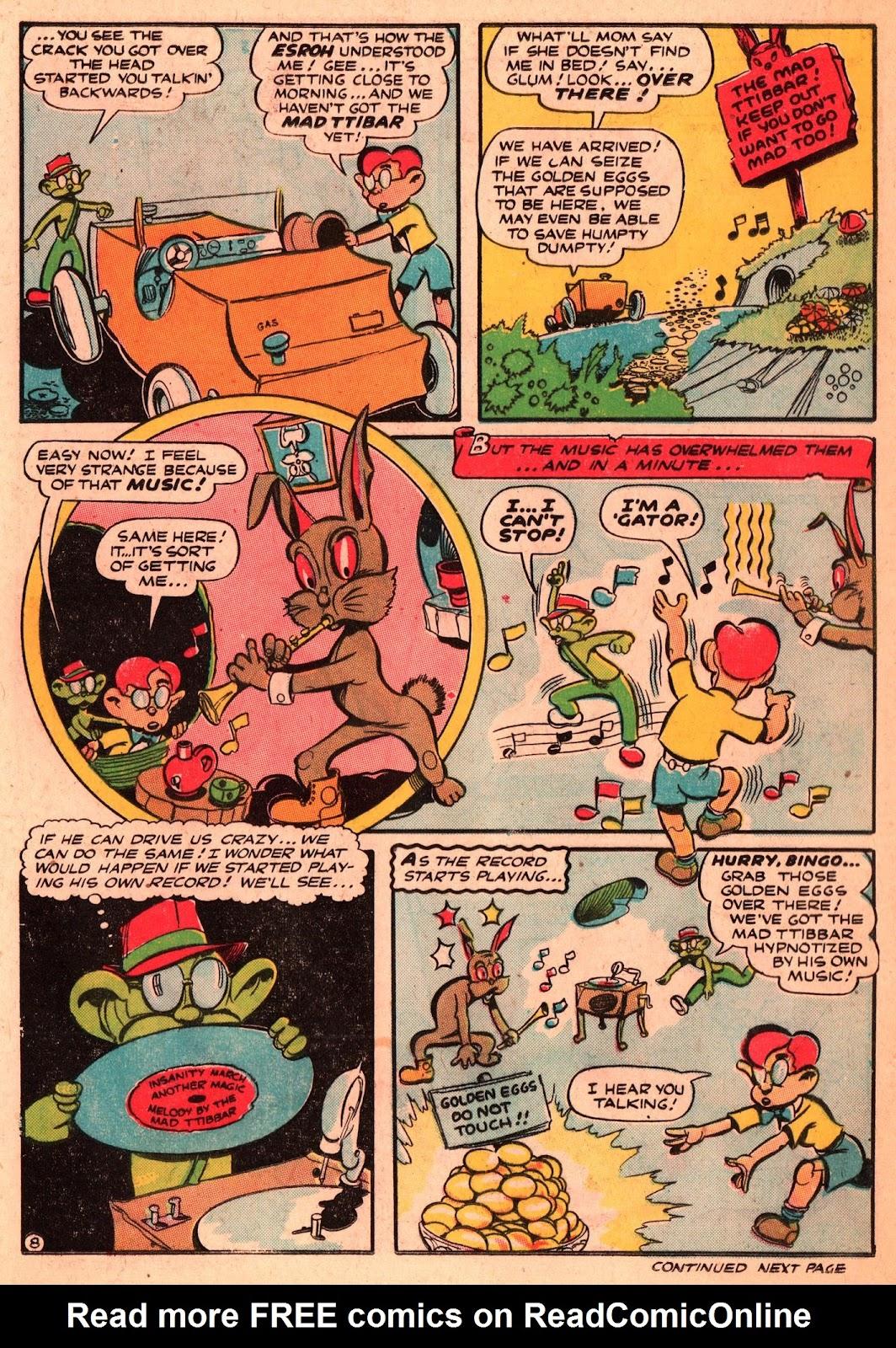 Jingle Jangle Comics issue 2 - Page 20