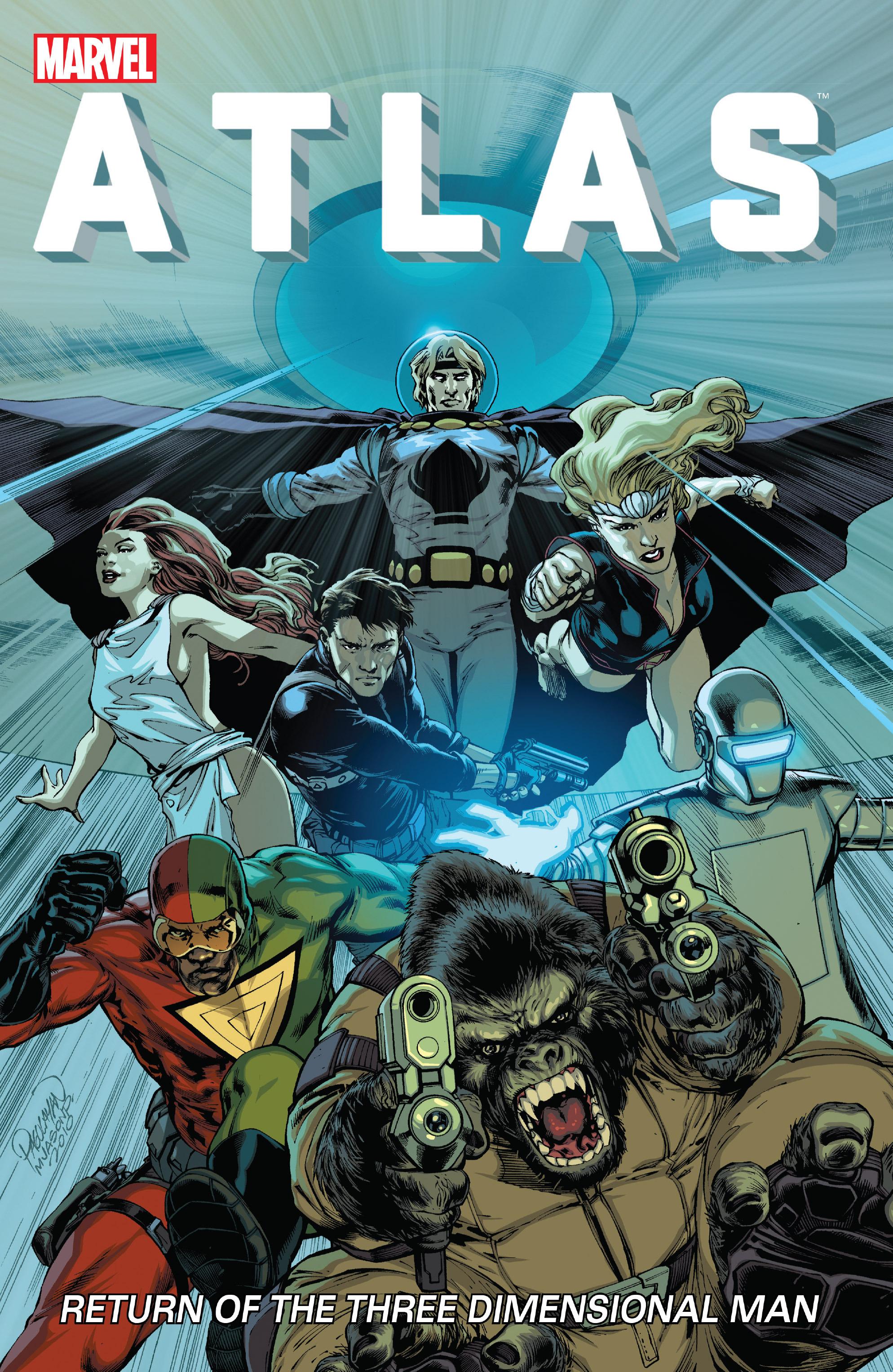 Read online Atlas comic -  Issue #Atlas _TPB - 1