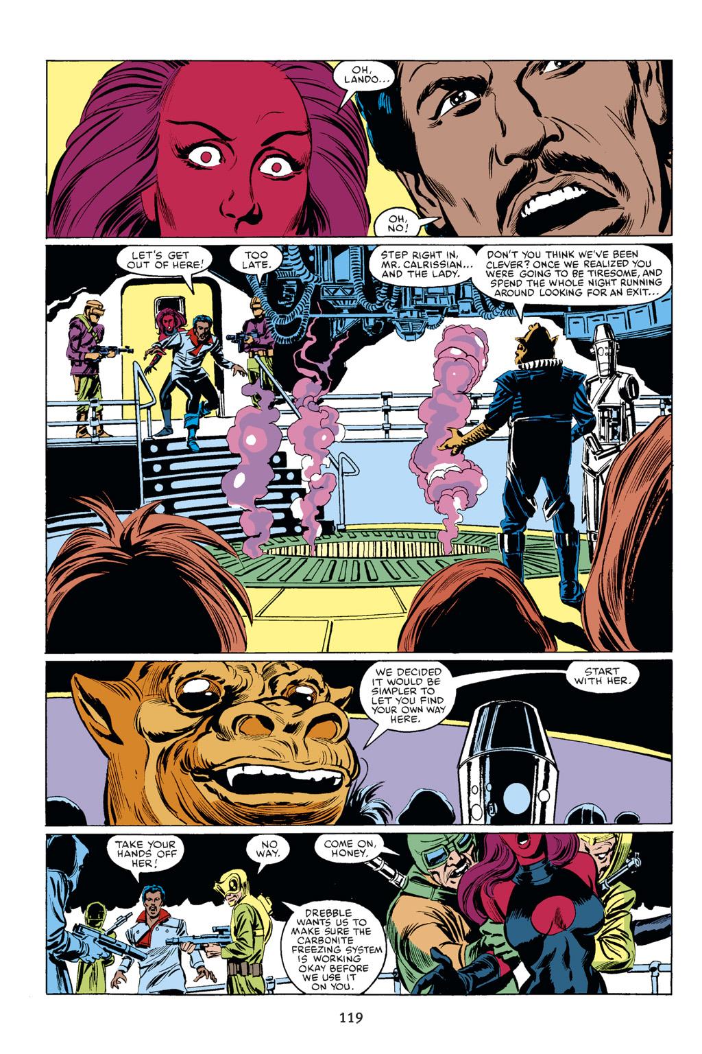 Read online Star Wars Omnibus comic -  Issue # Vol. 18 - 110