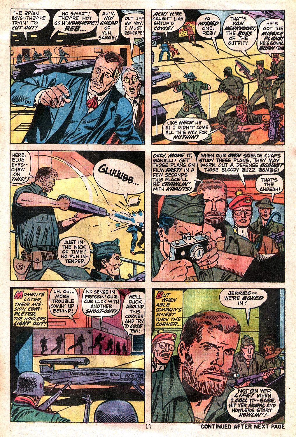 Read online Sgt. Fury comic -  Issue #120 - 13