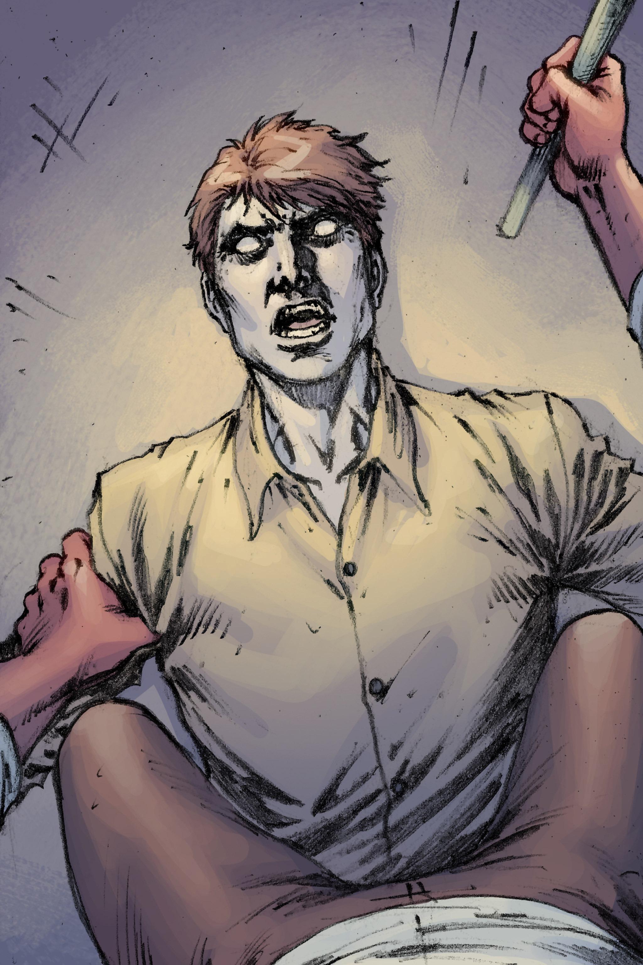 Read online Soul comic -  Issue #2 - 8