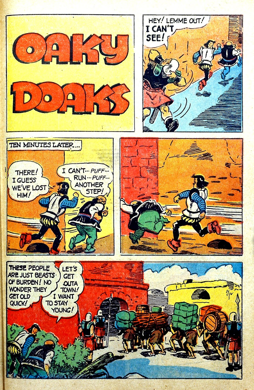Read online Famous Funnies comic -  Issue #141 - 45