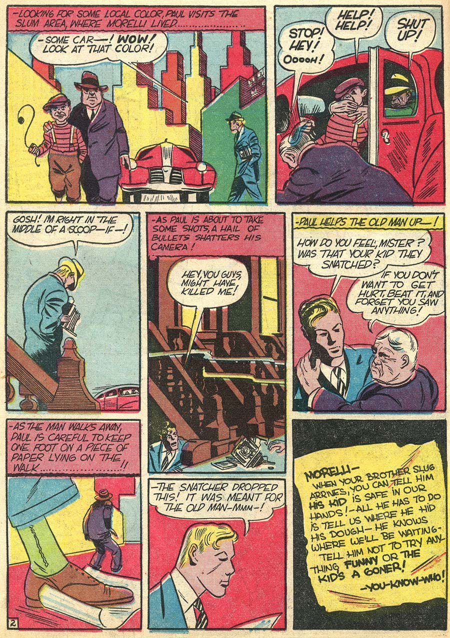 Blue Ribbon Comics (1939) issue 9 - Page 26