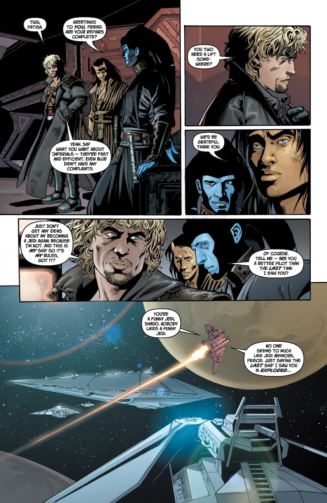 Read online Star Wars Legends: Legacy - Epic Collection comic -  Issue # TPB 1 (Part 2) - 48