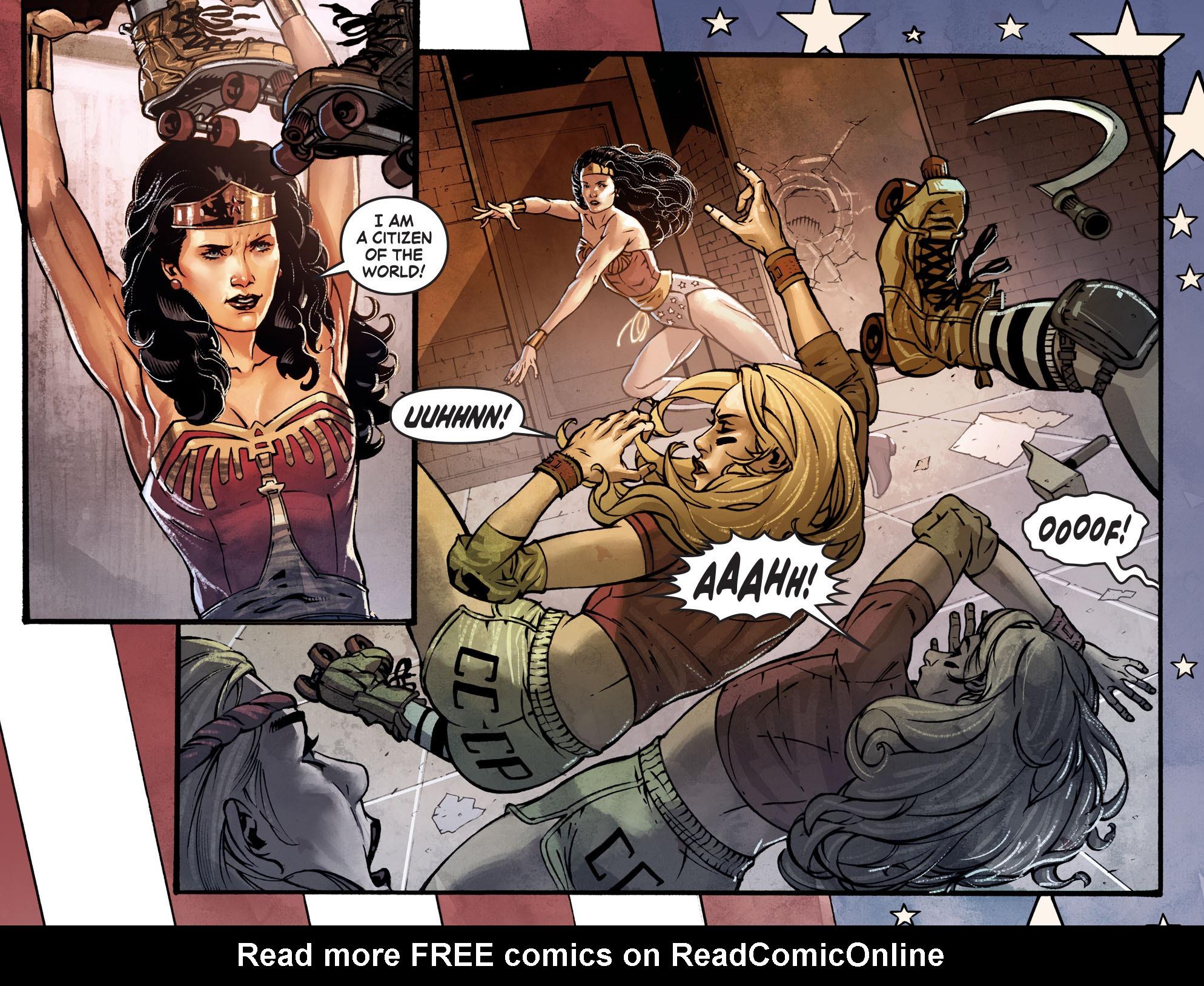 Read online Wonder Woman '77 [I] comic -  Issue #1 - 5