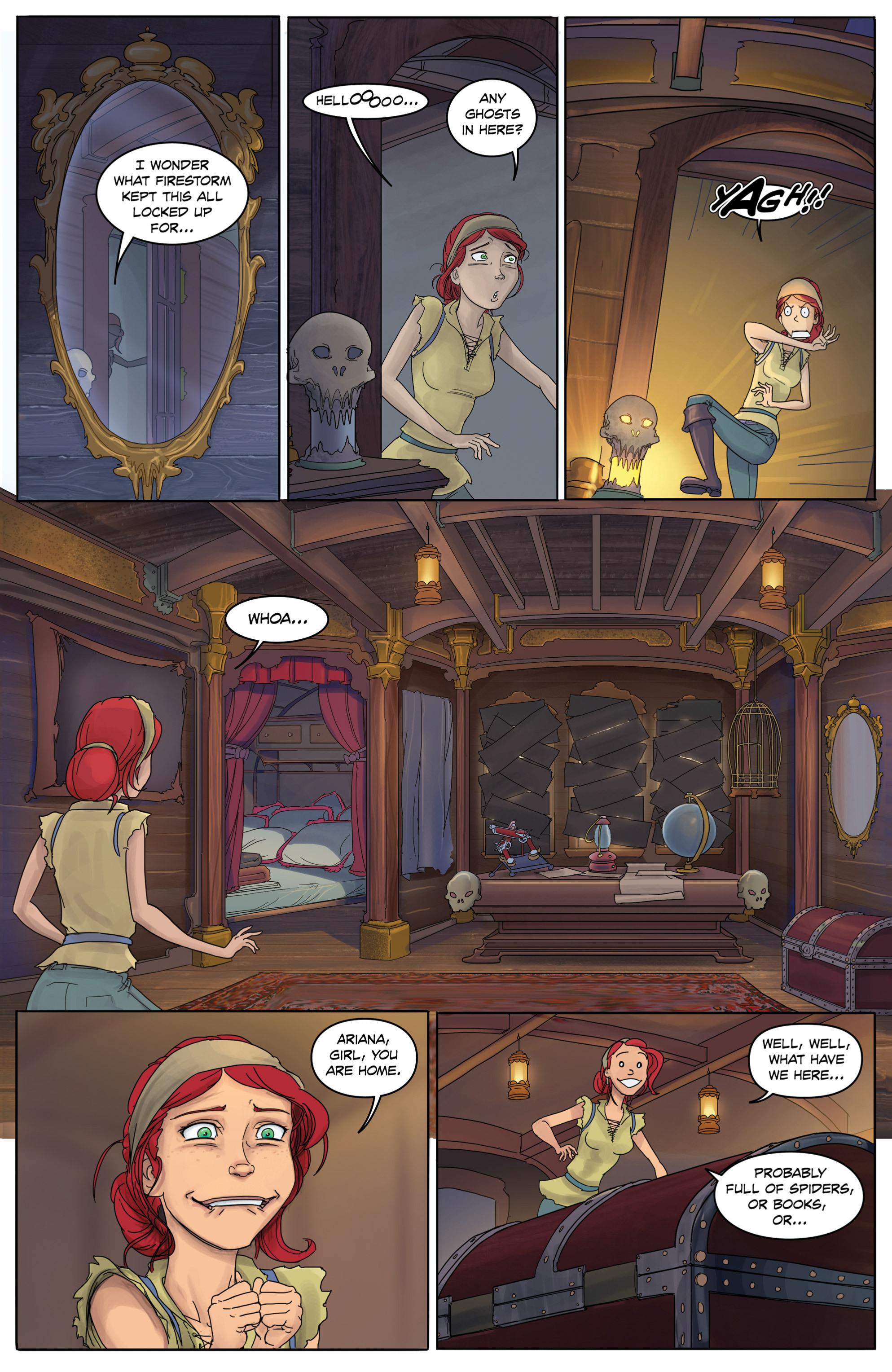 Read online Anne Bonnie comic -  Issue #1 - 20