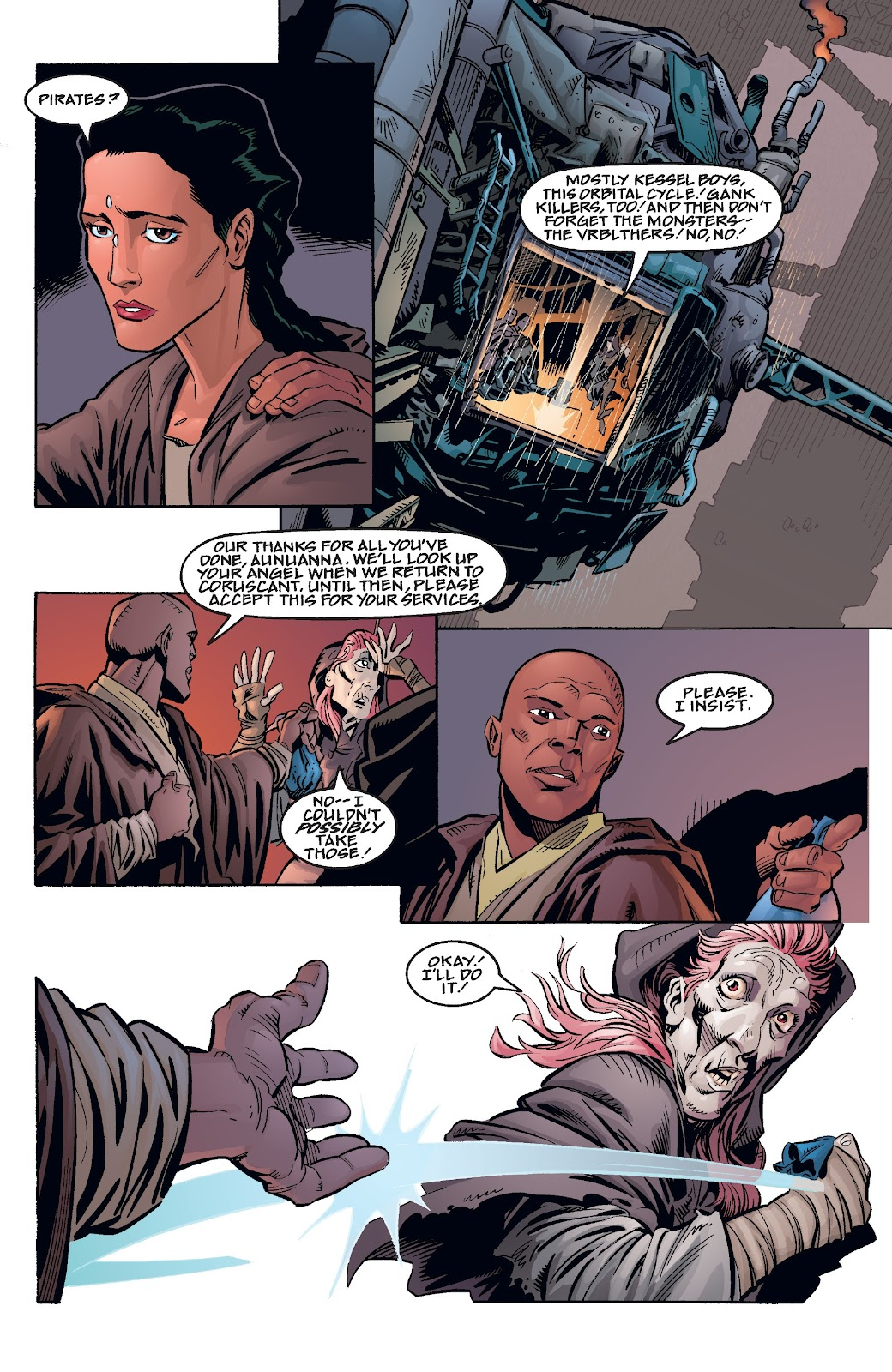 Read online Star Wars Legends Epic Collection: The Menace Revealed comic -  Issue # TPB (Part 4) - 55