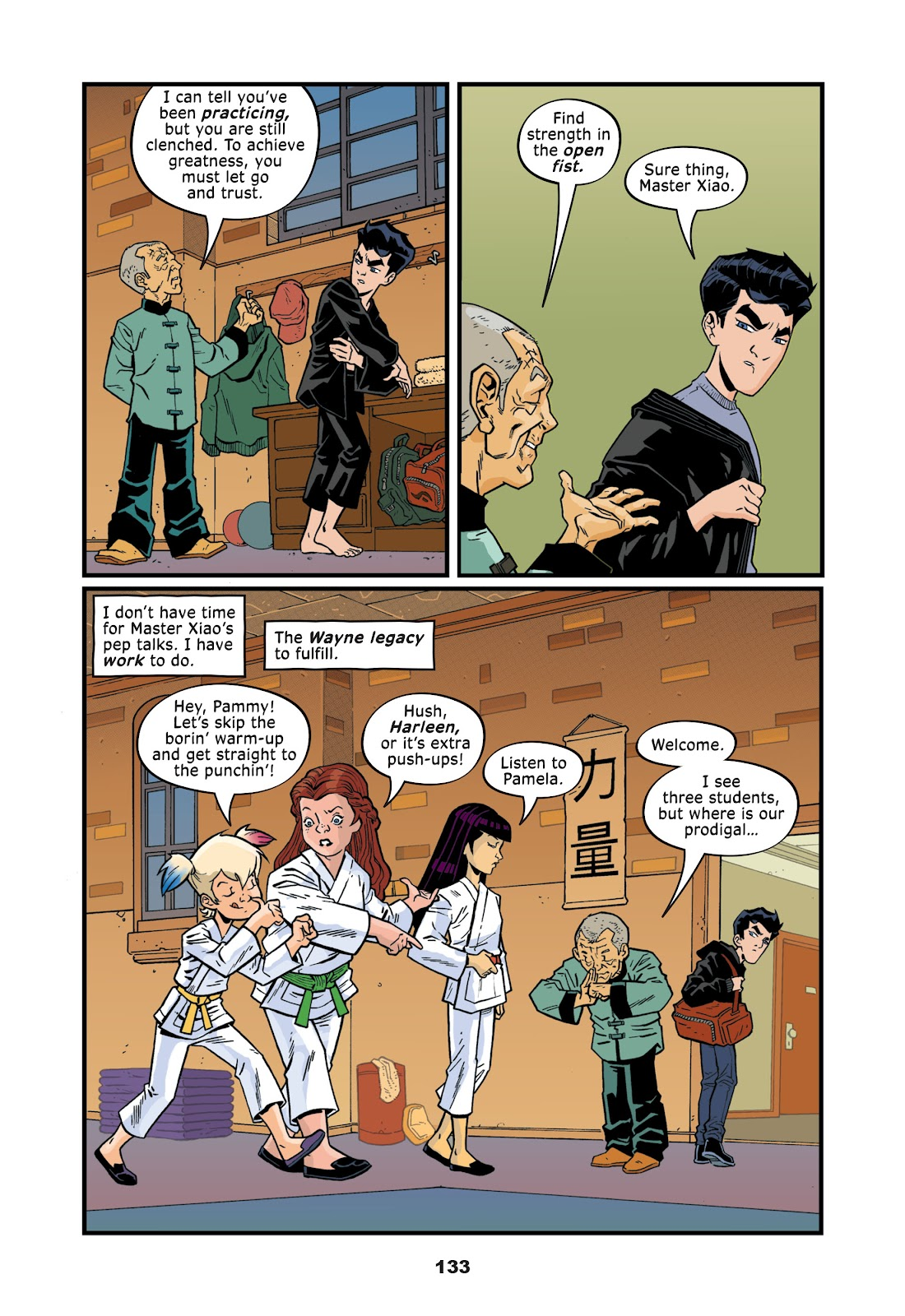Read online Green Lantern: Legacy comic -  Issue # TPB - 130