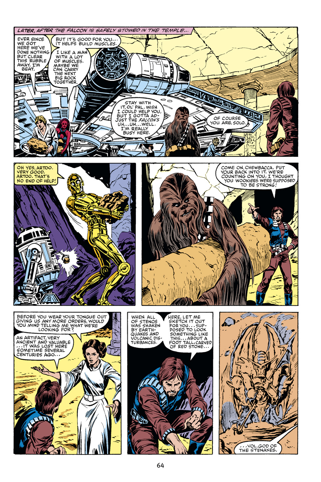Read online Star Wars Omnibus comic -  Issue # Vol. 18 - 56