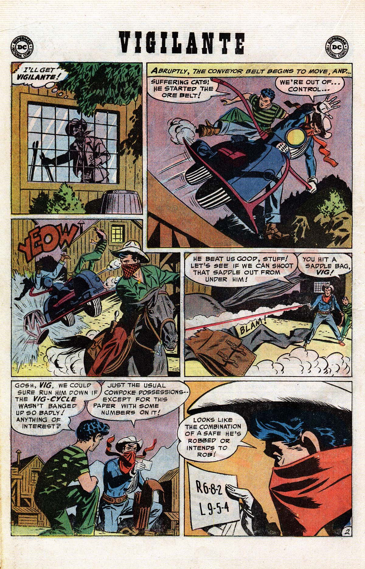 Action Comics (1938) 405 Page 23