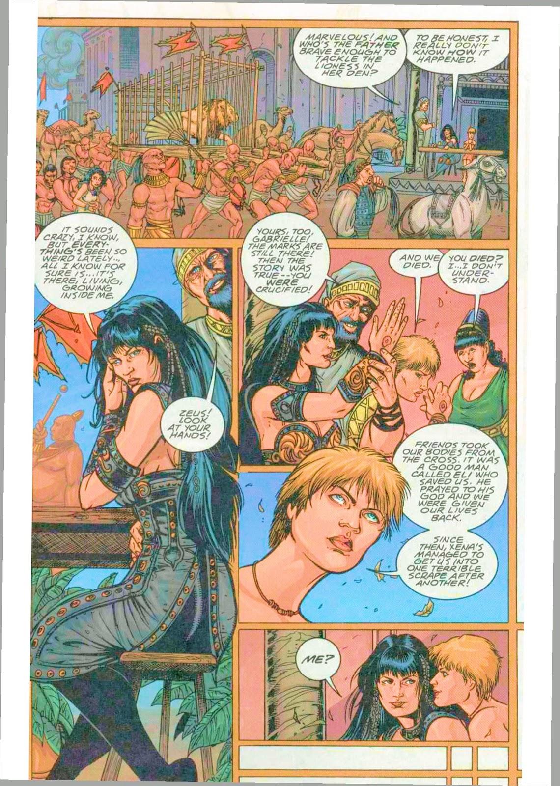 Xena: Warrior Princess (1999) Issue #4 #4 - English 7